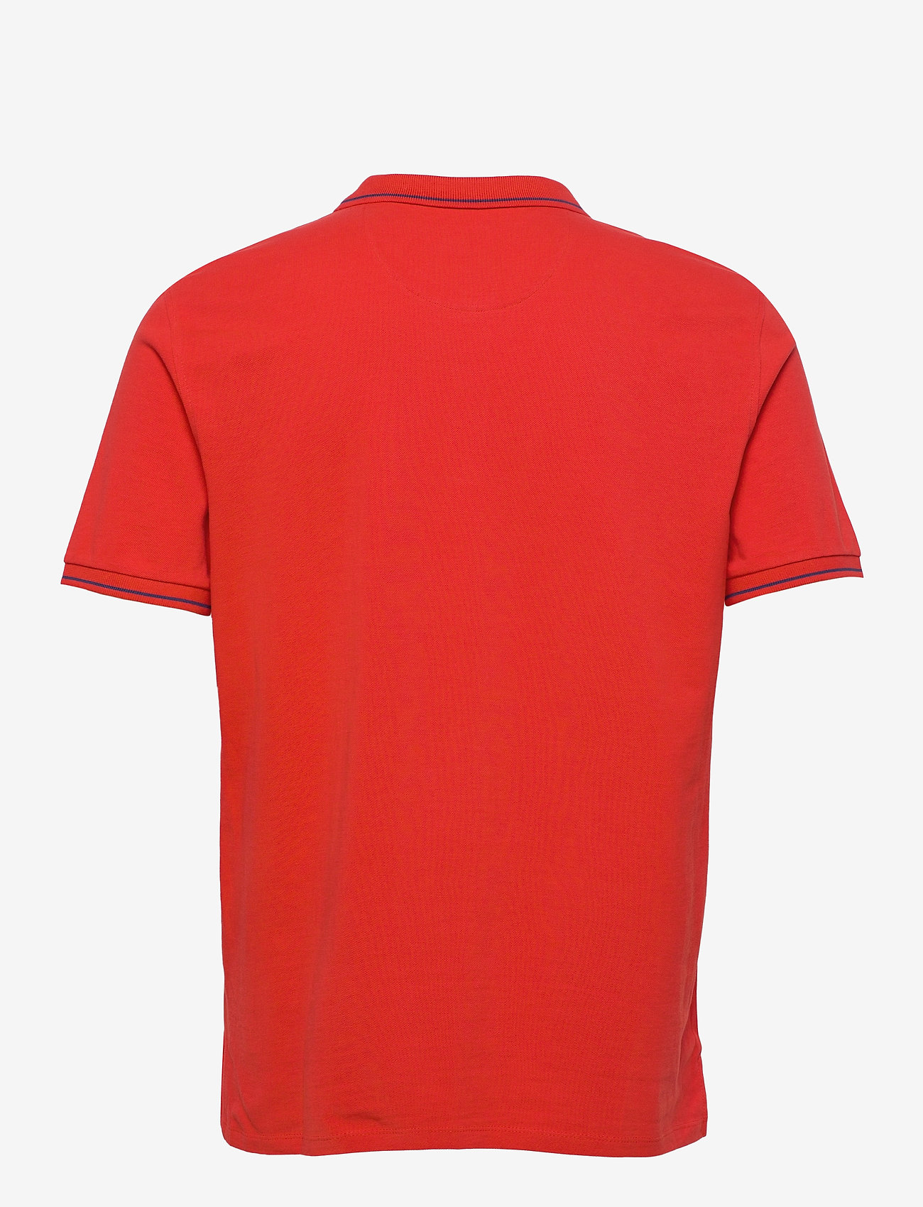Lee Jeans - PIQUE POLO - short-sleeved polos - washed red - 1
