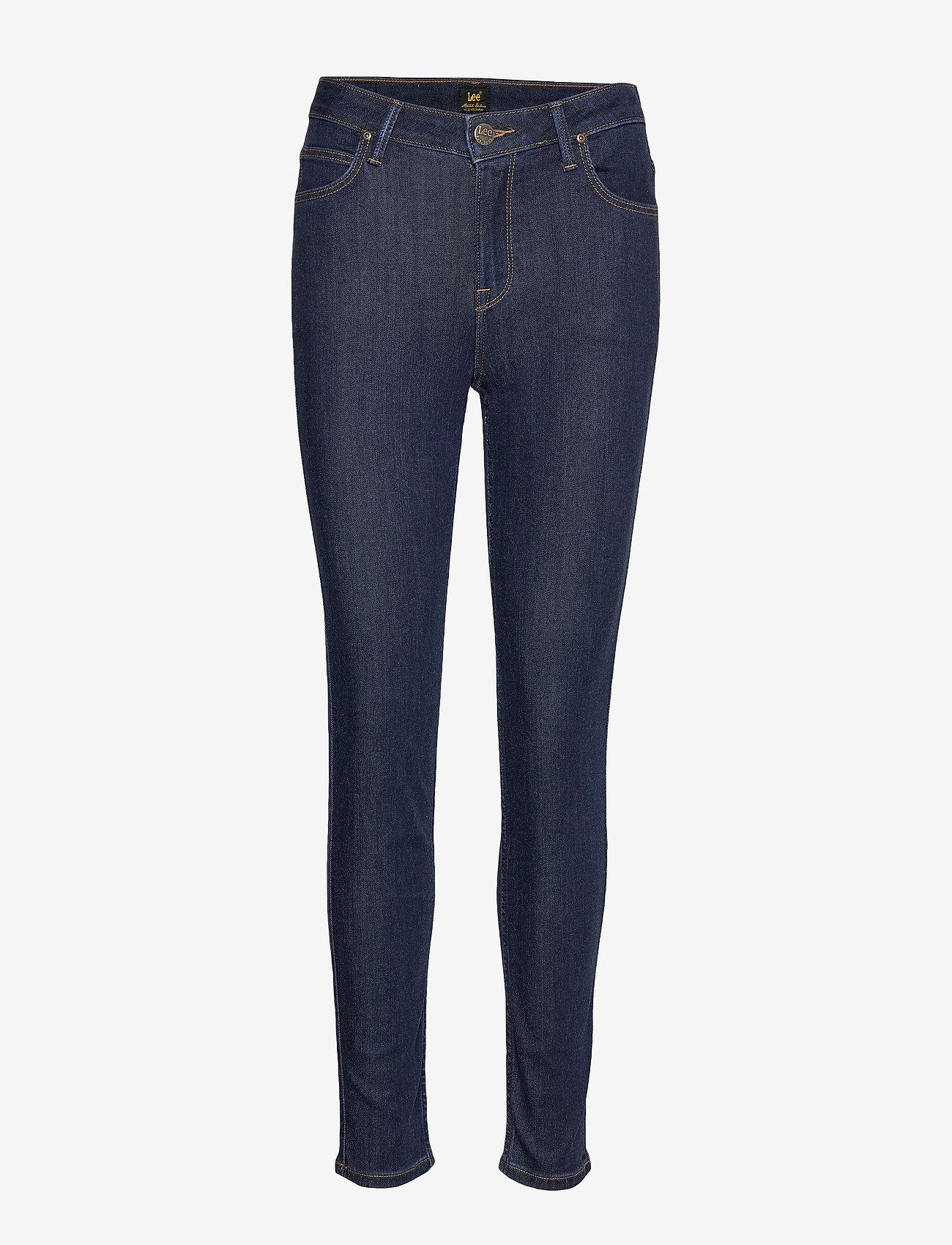Lee Jeans - Scarlett High - slim jeans - tonal stonewash - 0