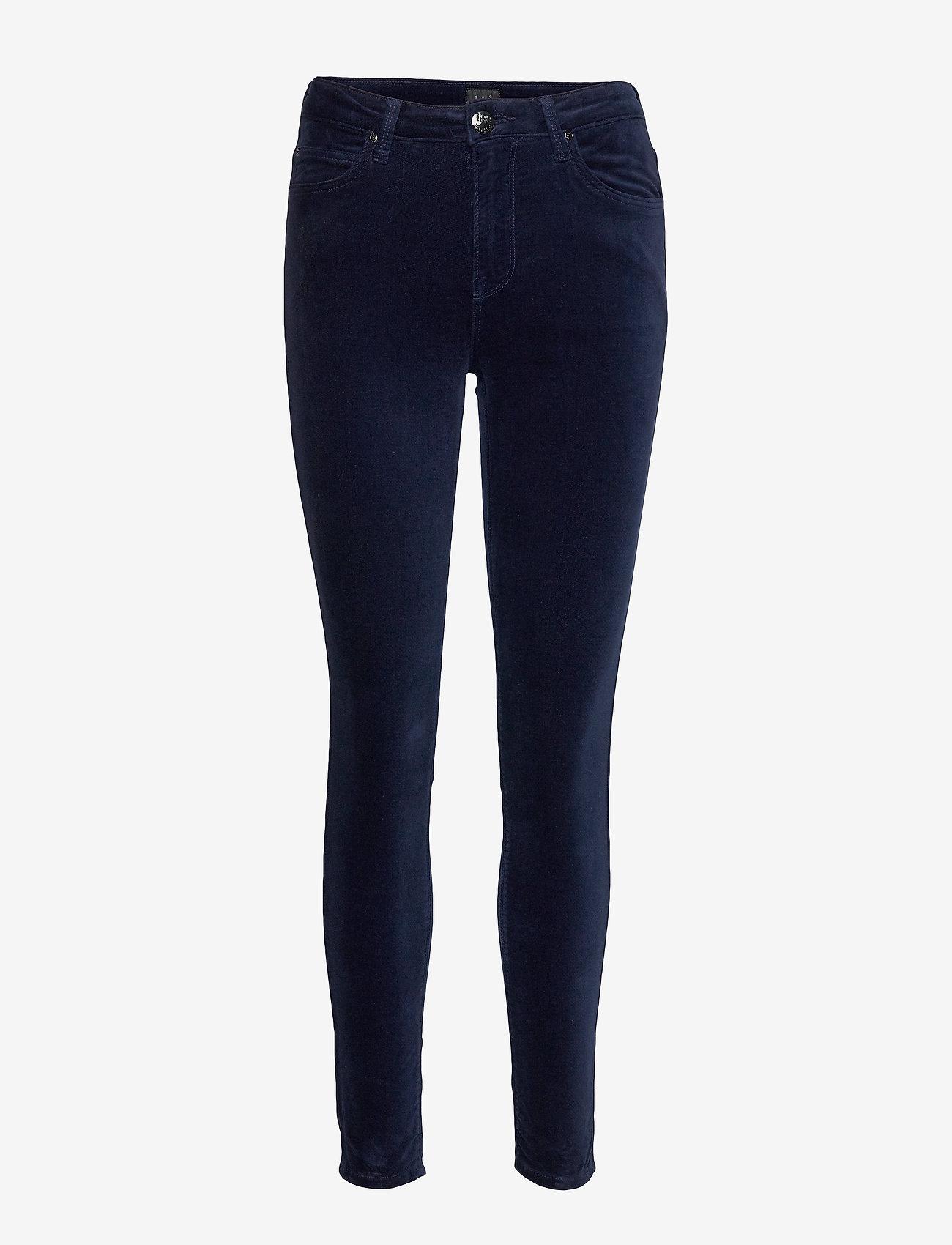 Lee Jeans - SCARLETT HIGH - smale busker - midnight velvet - 0