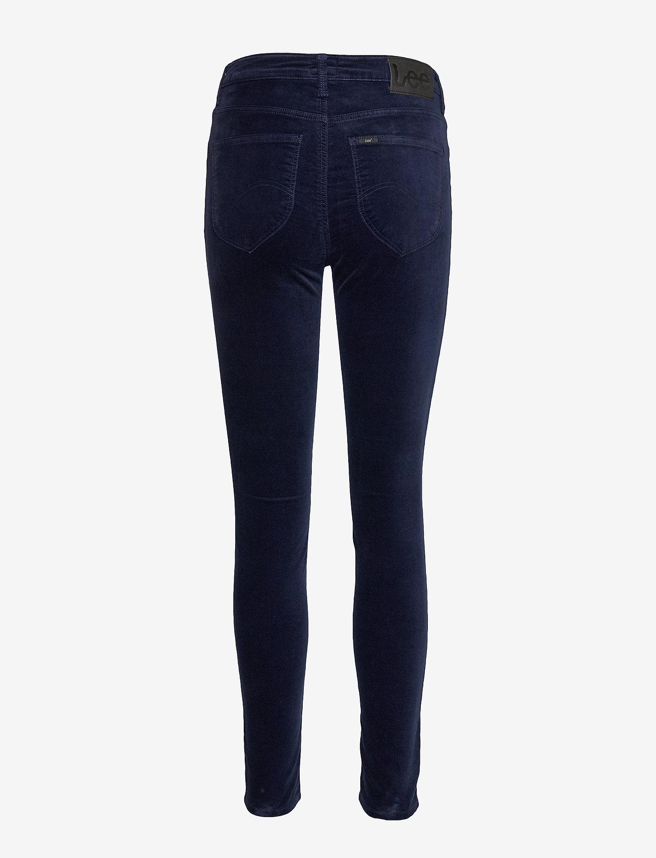 Scarlett High (Midnight Velvet) (674.25 kr) - Lee Jeans
