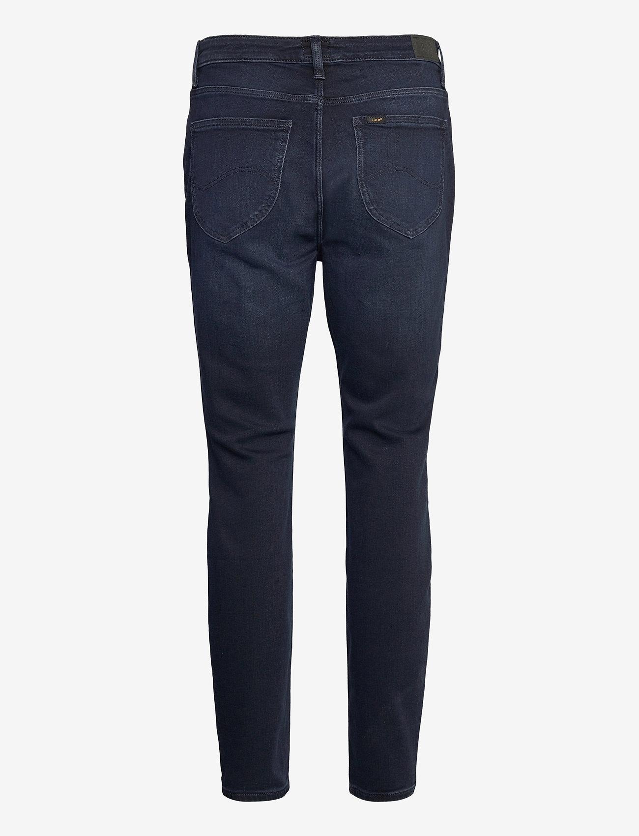 Lee Jeans - SCARLETT HIGH - skinny jeans - worn ebony - 1
