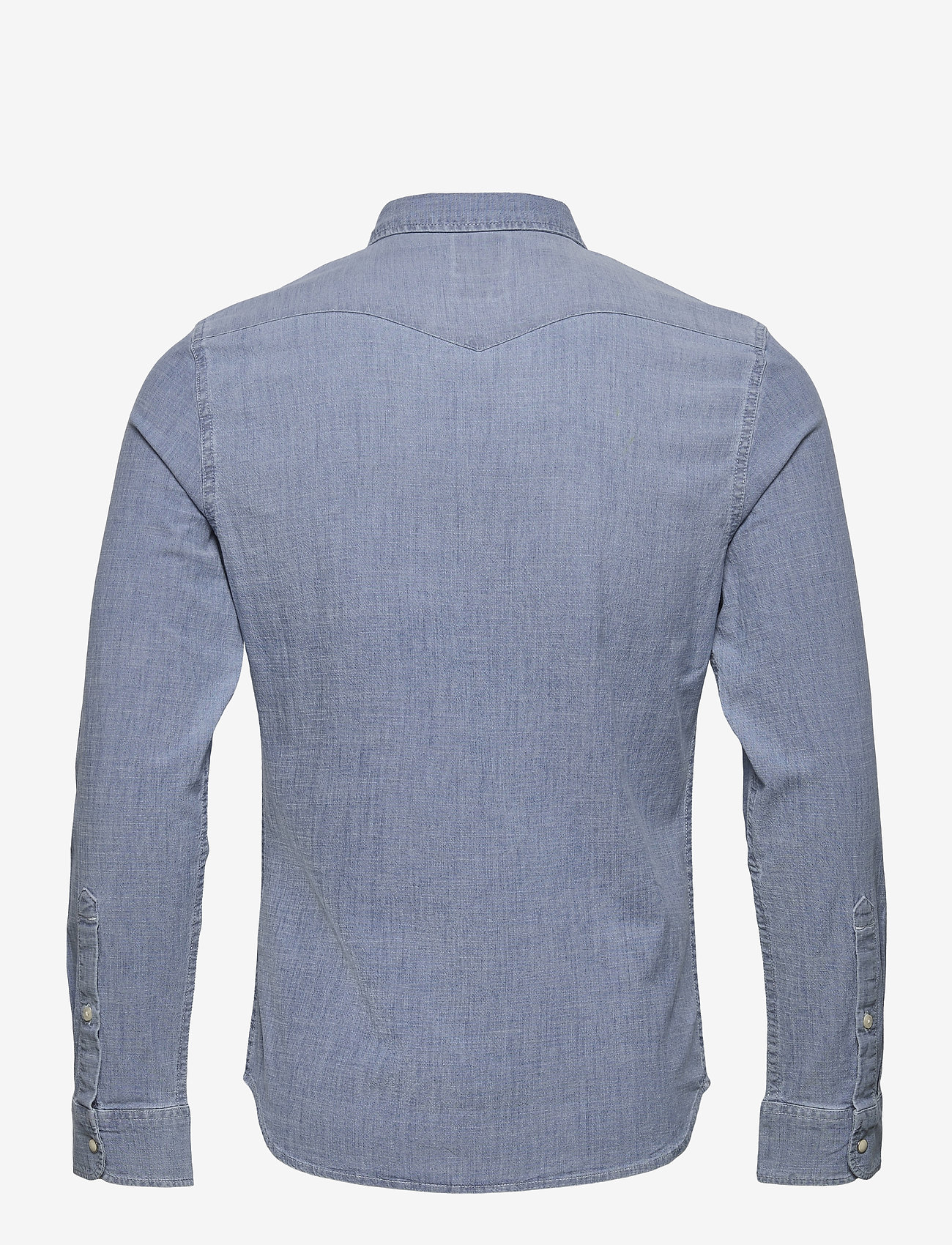 Lee Jeans - LEE WESTERN SHIRT - denim shirts - skyway blue - 1