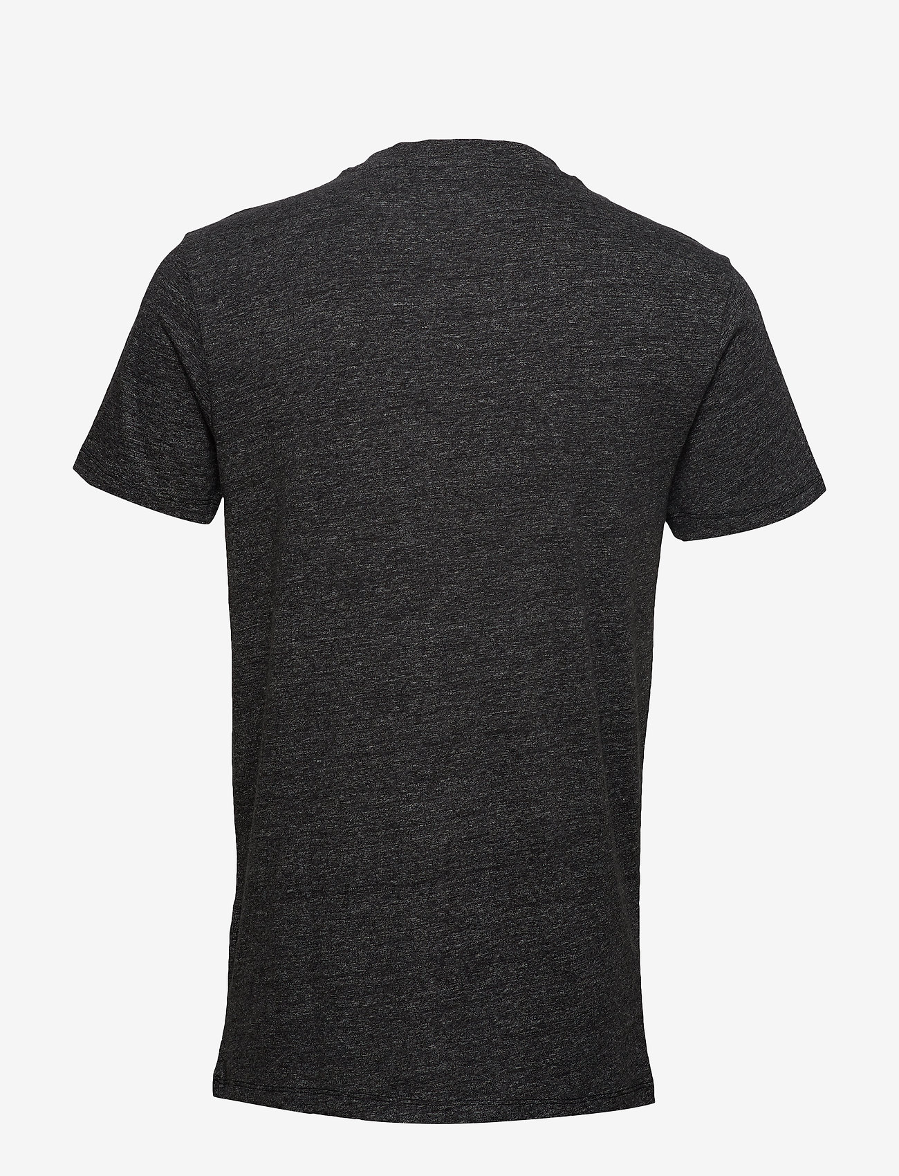 Lee Jeans - ULTIMATE POCKET TEE - basic t-shirts - dark grey mele - 1