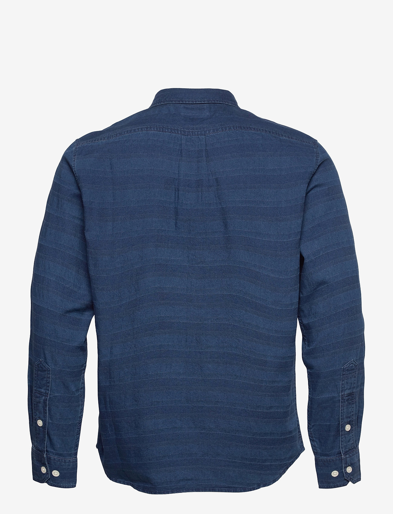 Lee Jeans - LEE ONE POCKET SHIRT - casual shirts - washed blue - 1