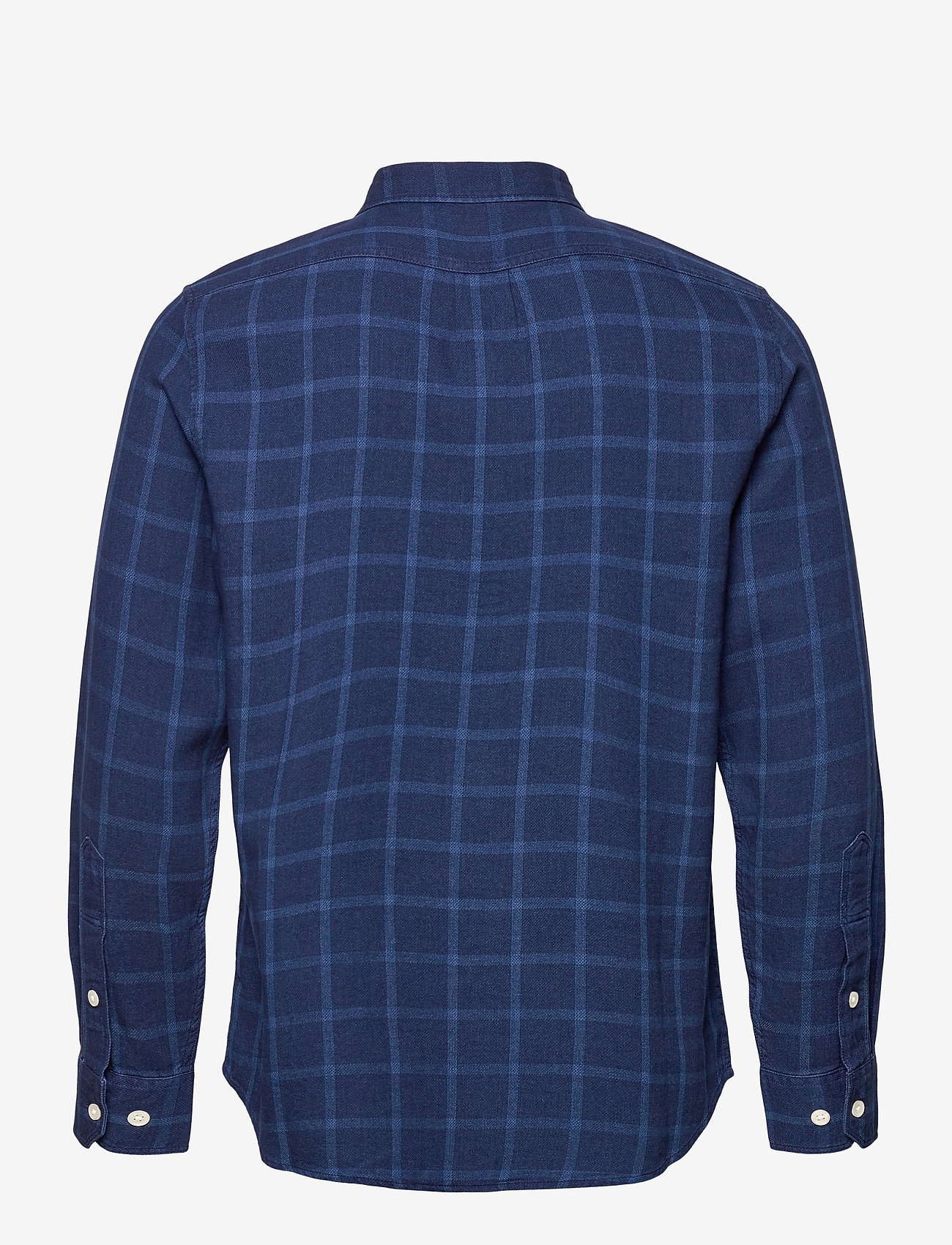 Lee Jeans - LEE ONE POCKET SHIRT - checkered shirts - indigo - 1