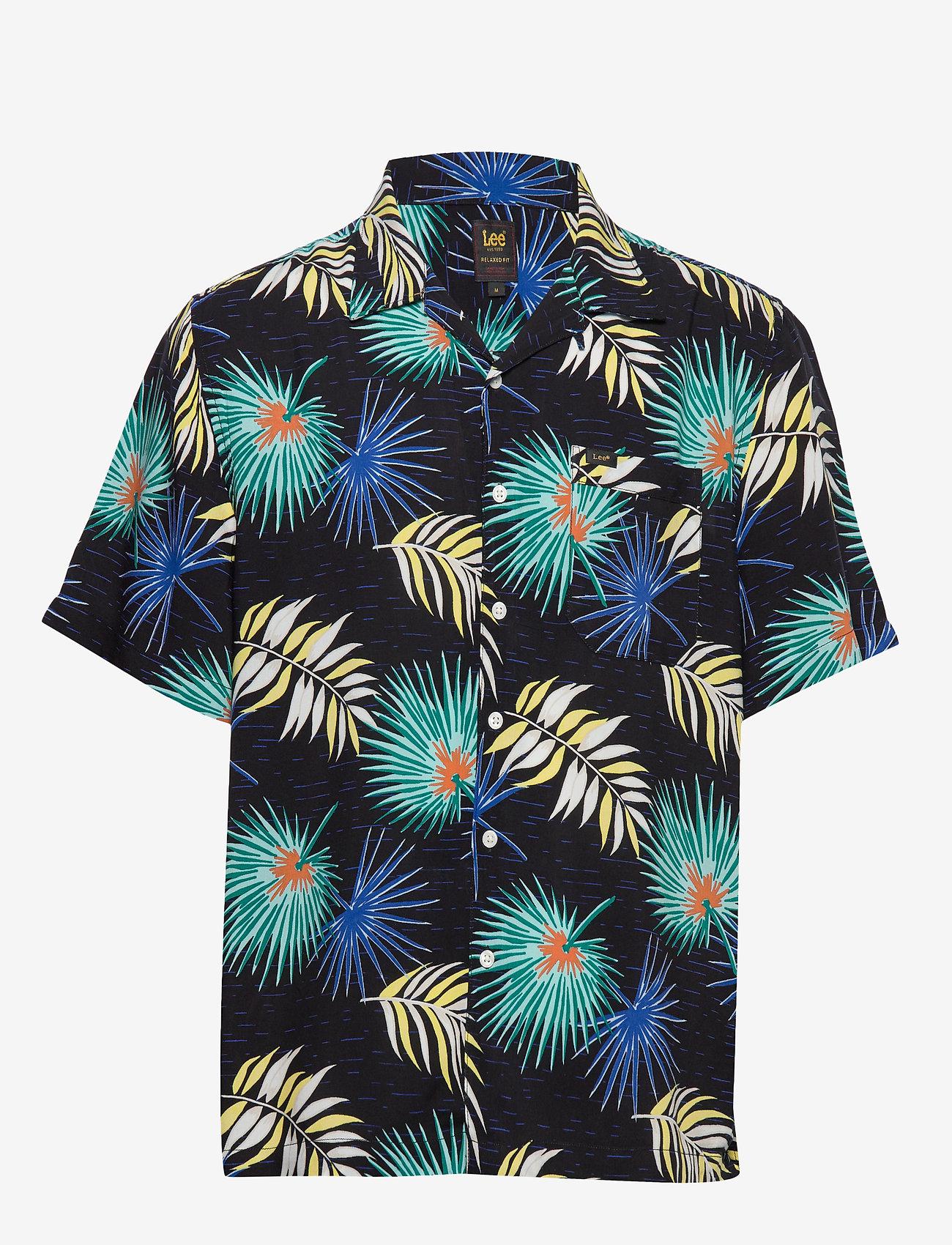 Lee Jeans - SS RESORT SHIRT - short-sleeved shirts - summer mint - 0