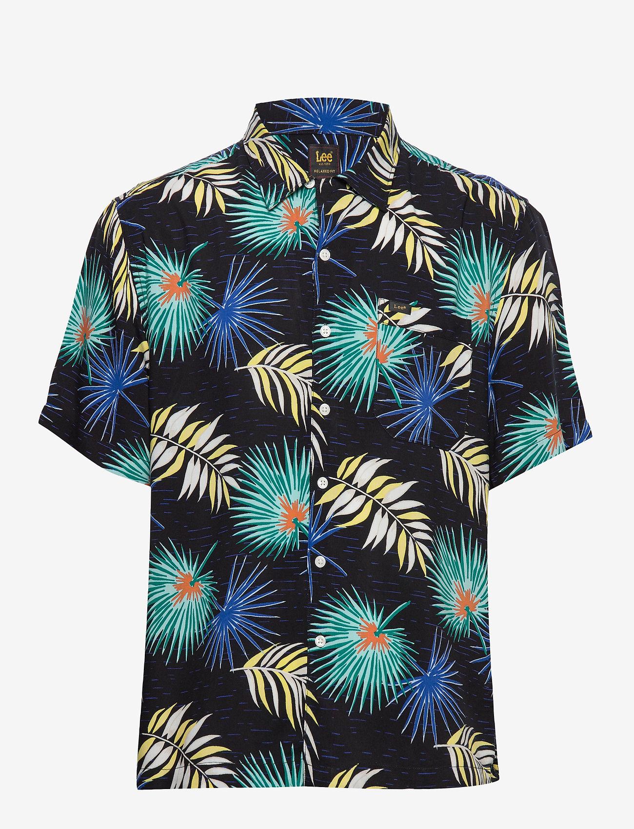 Lee Jeans - SS RESORT SHIRT - short-sleeved shirts - summer mint - 1