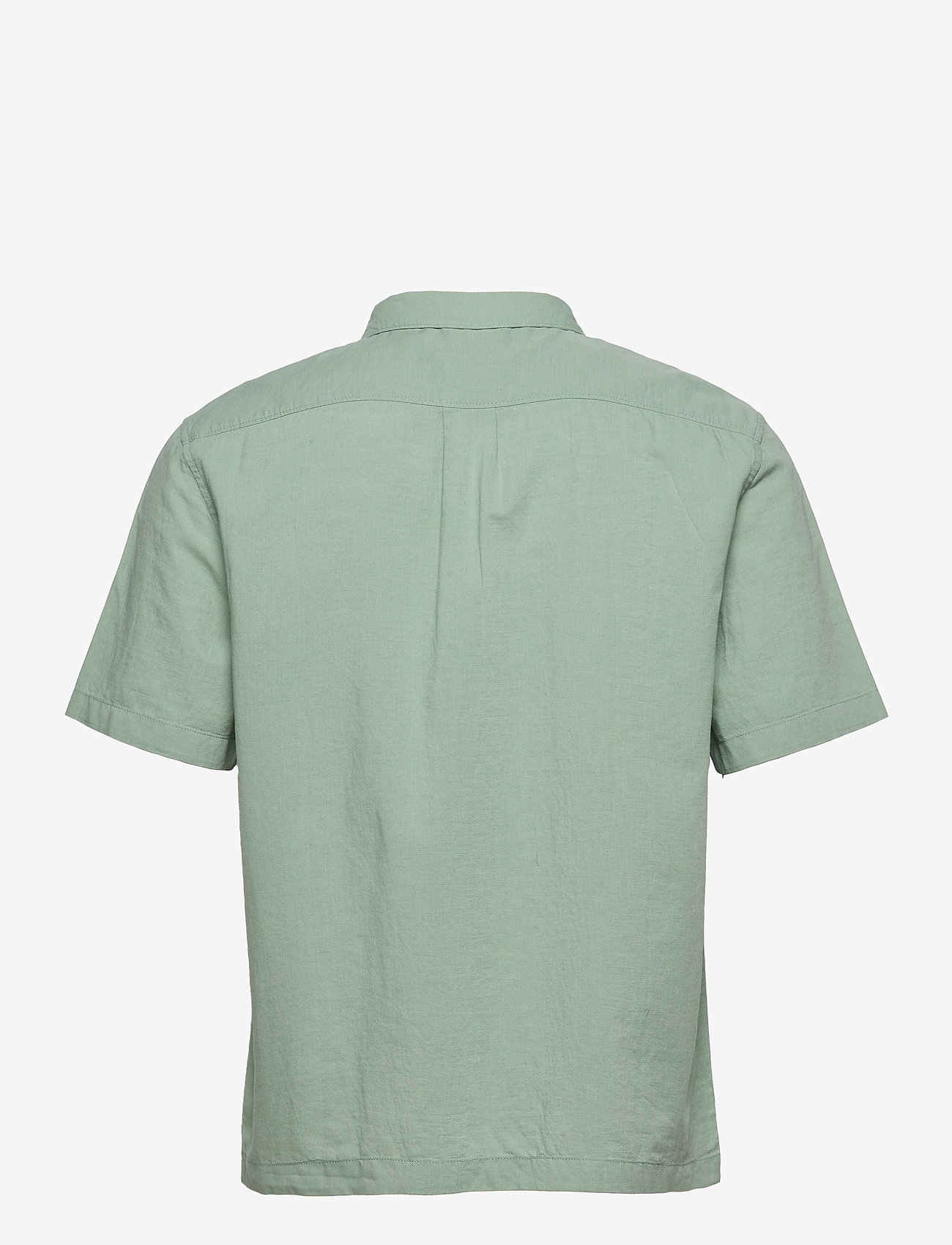Lee Jeans - SS RESORT SHIRT - basic shirts - granite green - 1