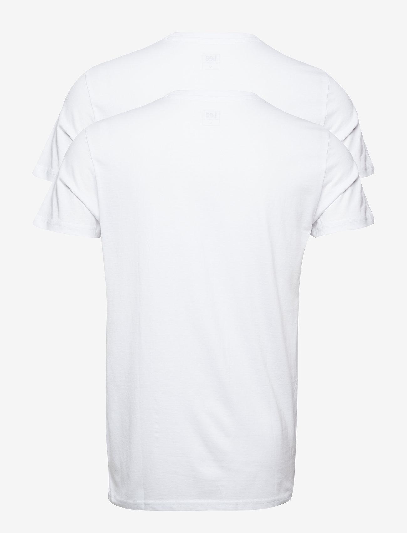 Lee Jeans TWIN PACK CREW- T-shirts Y21AJMoN j7X2g nwQsMcn2