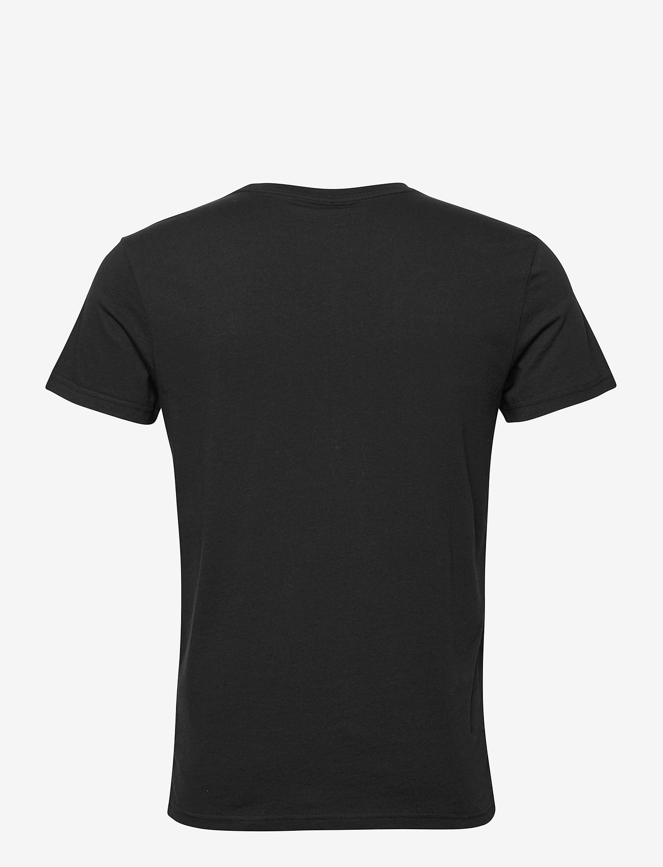 Lee Jeans - TWIN PACK CREW - basic t-shirts - black - 1