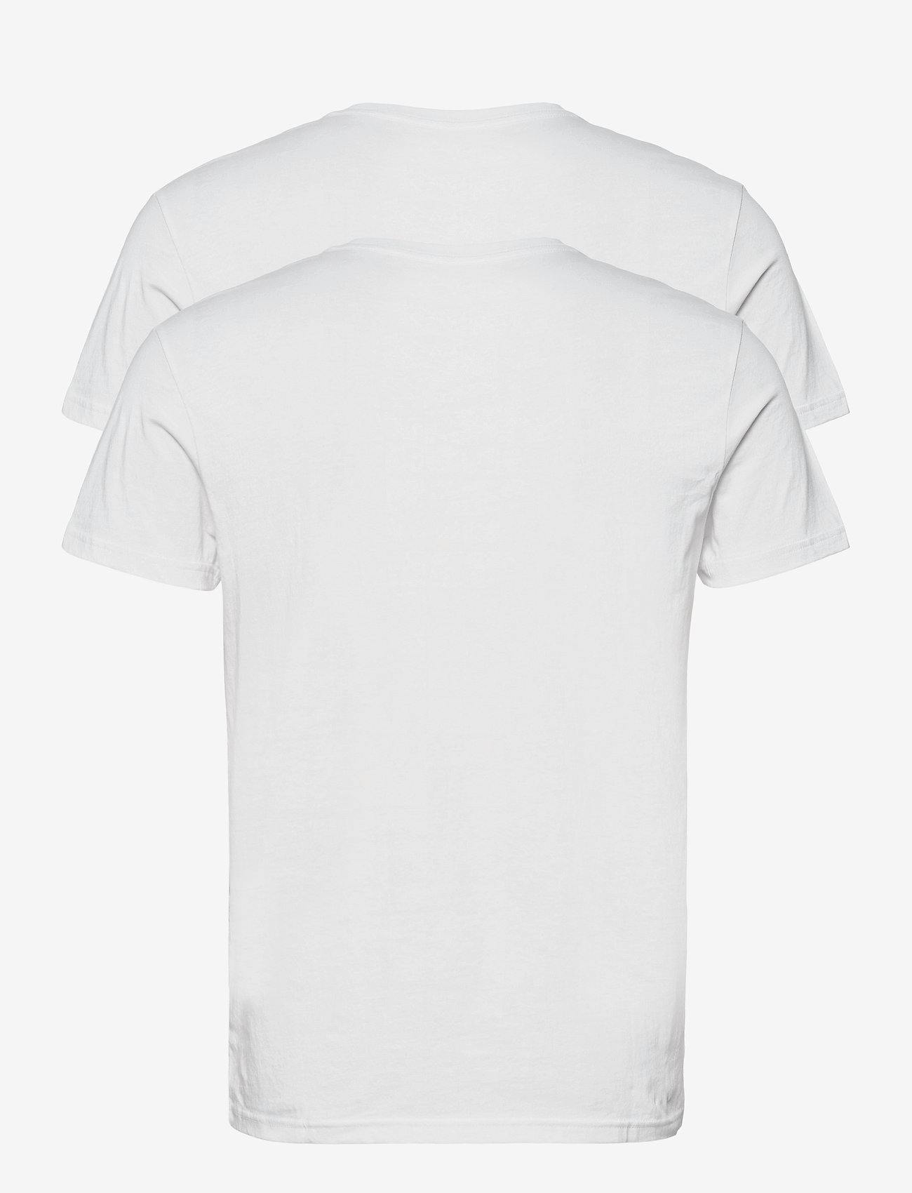 Lee Jeans - TWIN PACK CREW - basic t-shirts - white - 1