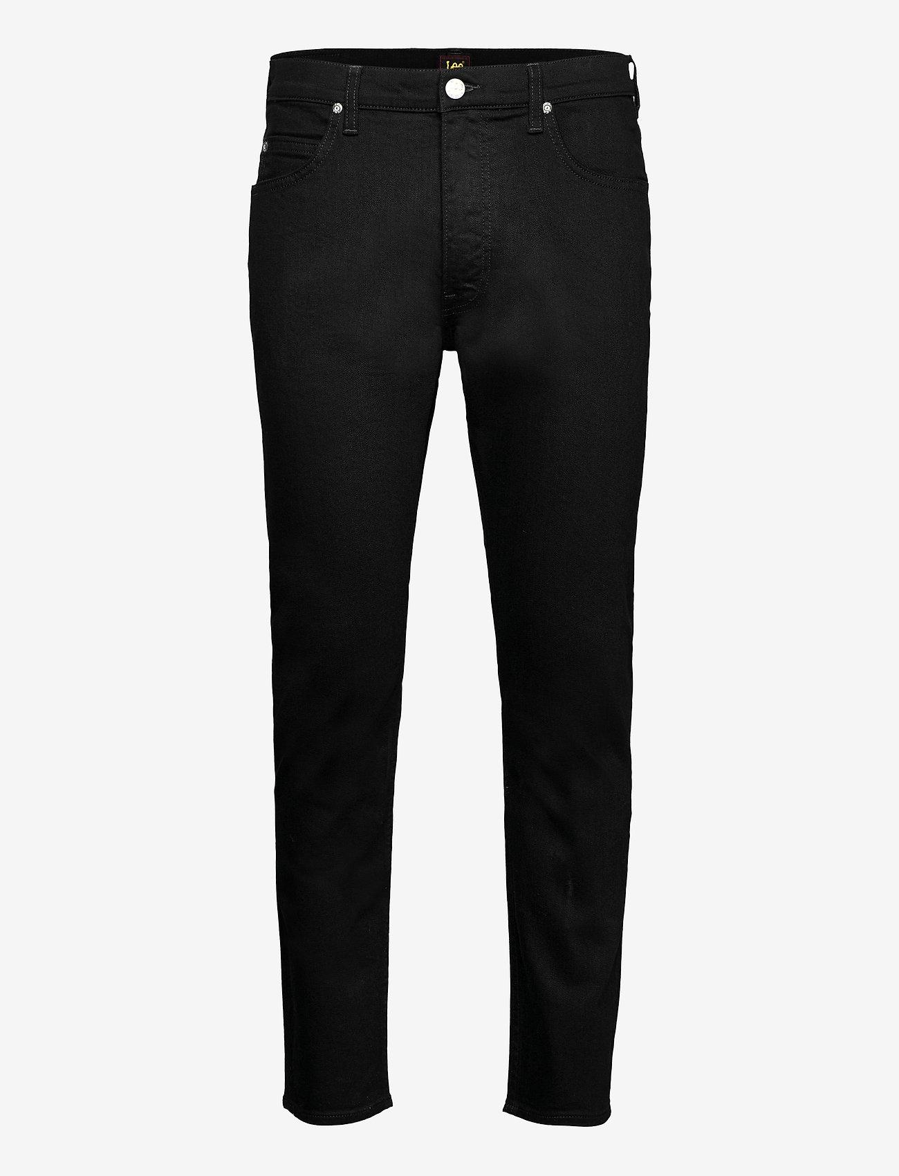 Lee Jeans - RIDER - slim jeans - clean black - 0