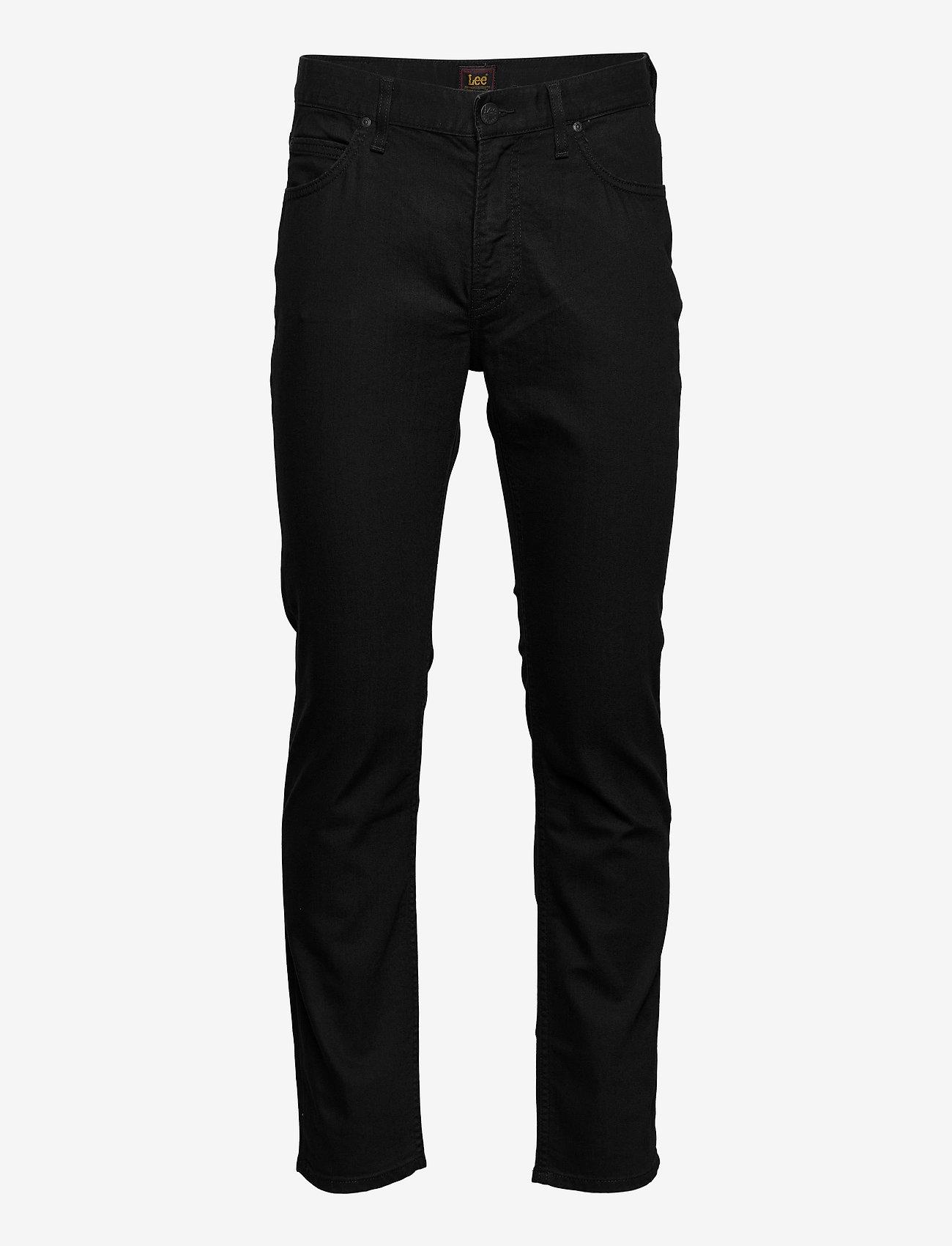 Lee Jeans - RIDER - slim jeans - black rinse - 0