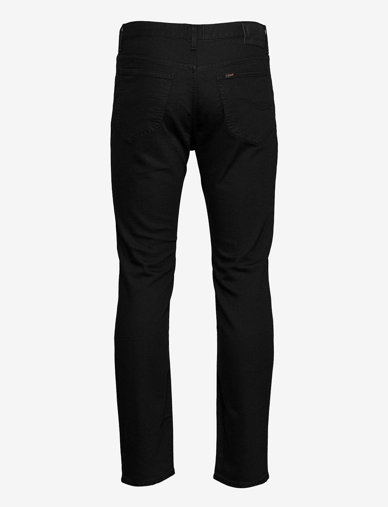 Lee Jeans - RIDER - slim jeans - black rinse - 1