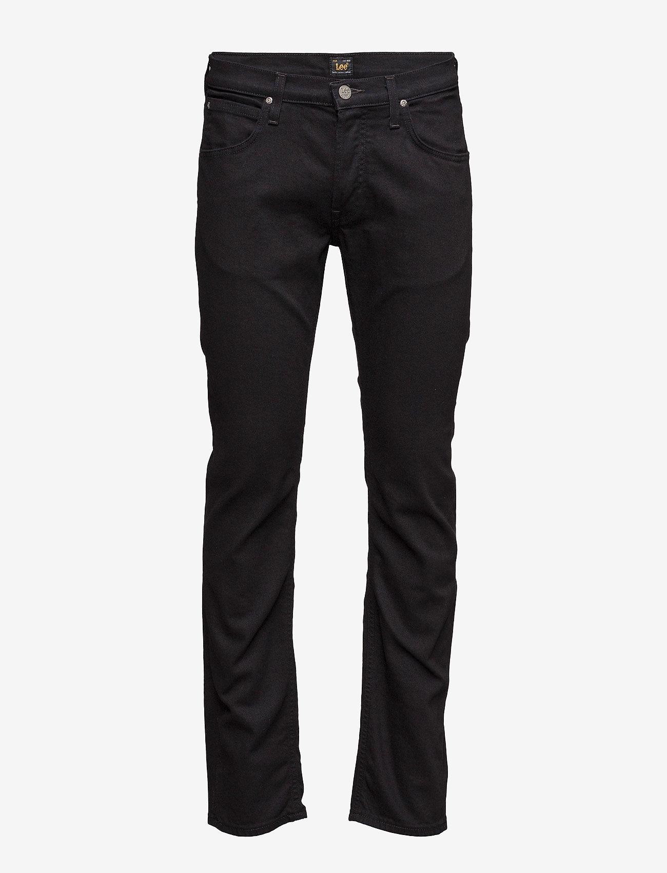 Lee Jeans - DAREN CLEAN BLACK - regular jeans - clean black - 1