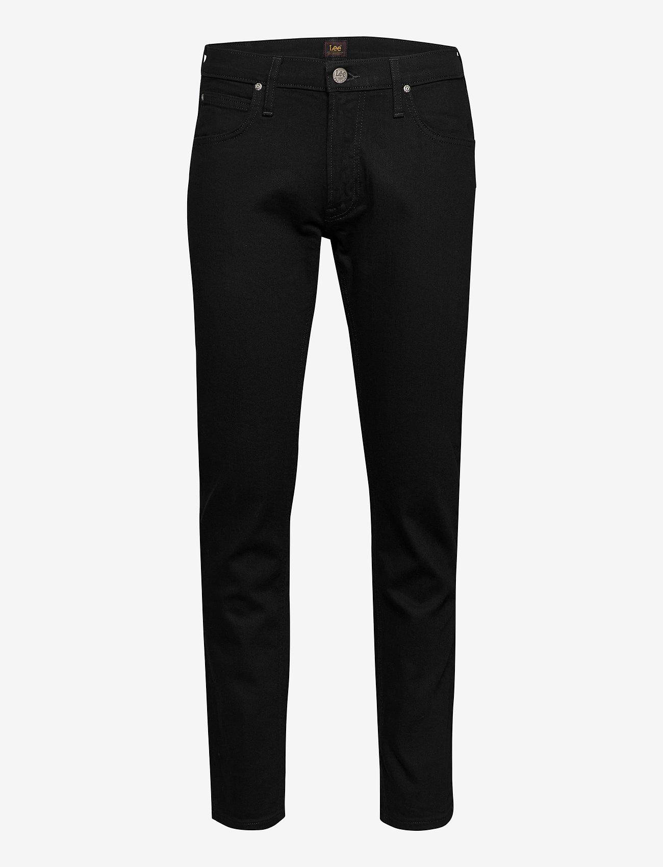 Lee Jeans - DAREN ZIP FLY - slim jeans - clean black - 0