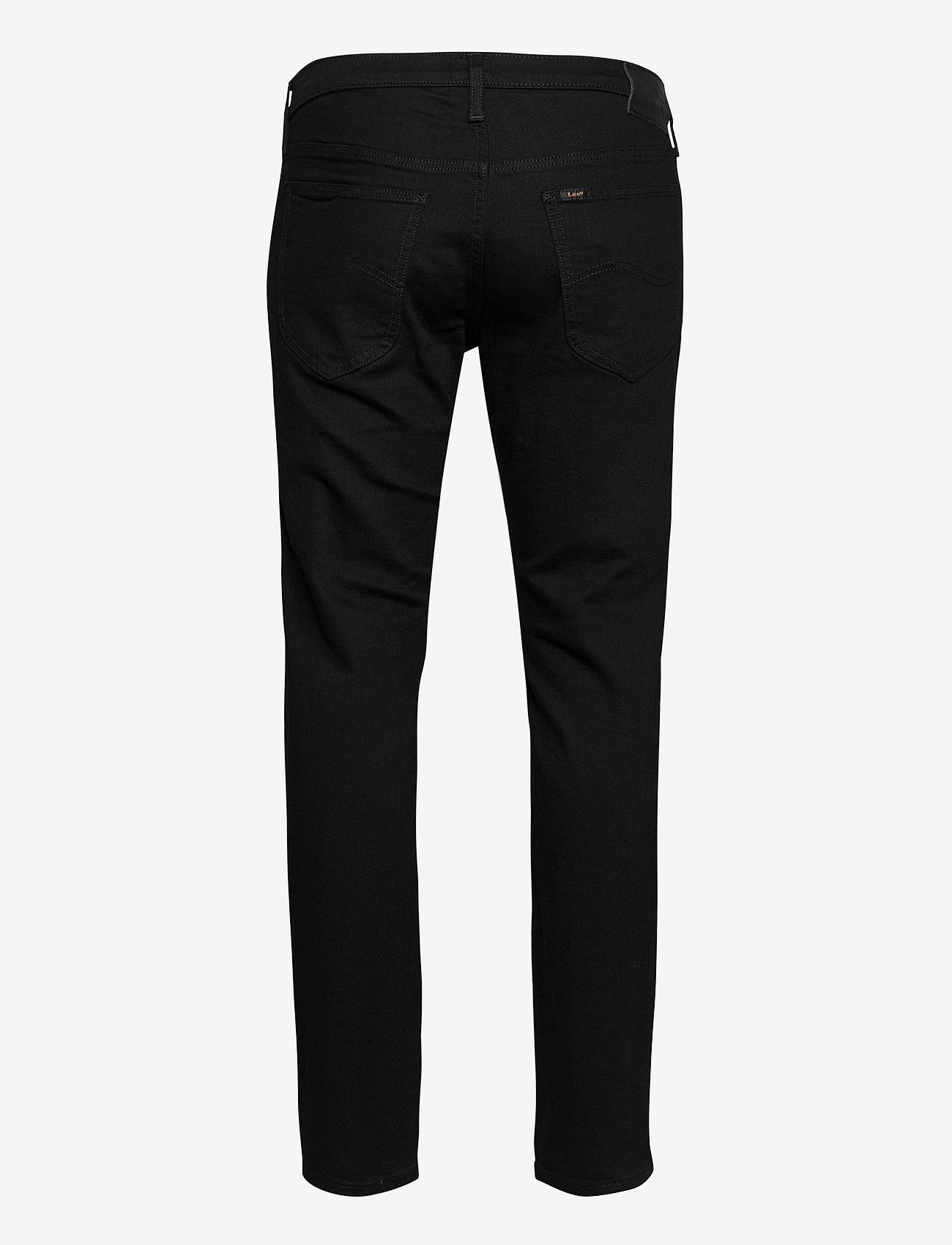 Lee Jeans - DAREN ZIP FLY - slim jeans - clean black - 1