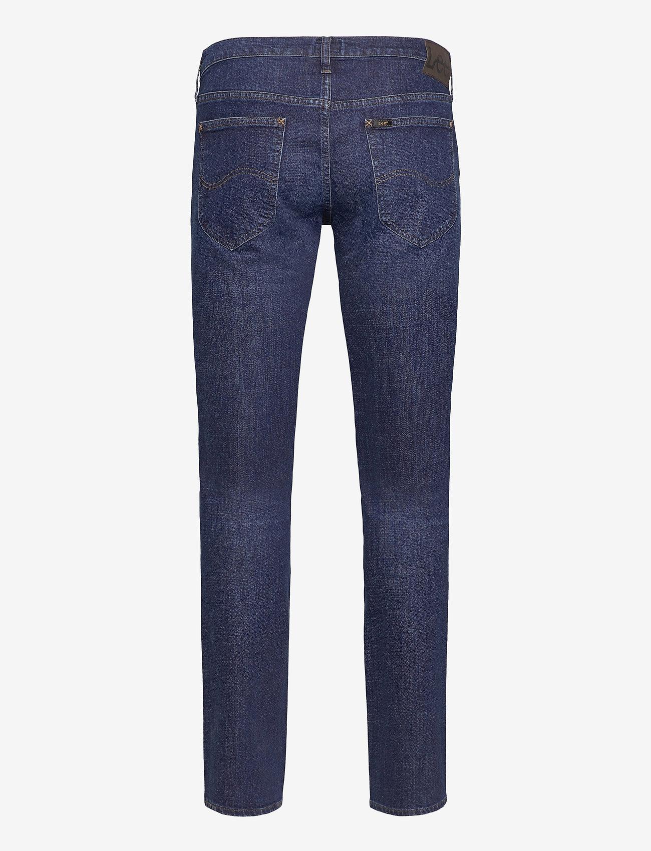 Lee Jeans - DAREN ZIP FLY - regular jeans - dark bluegrass - 1