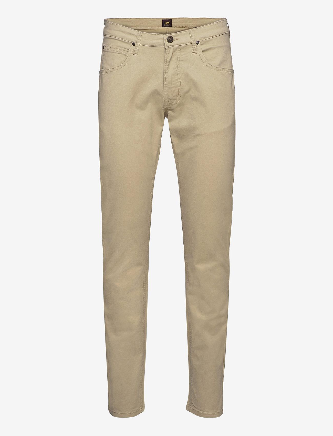 Lee Jeans - DAREN ZIP FLY - regular jeans - service sand - 0
