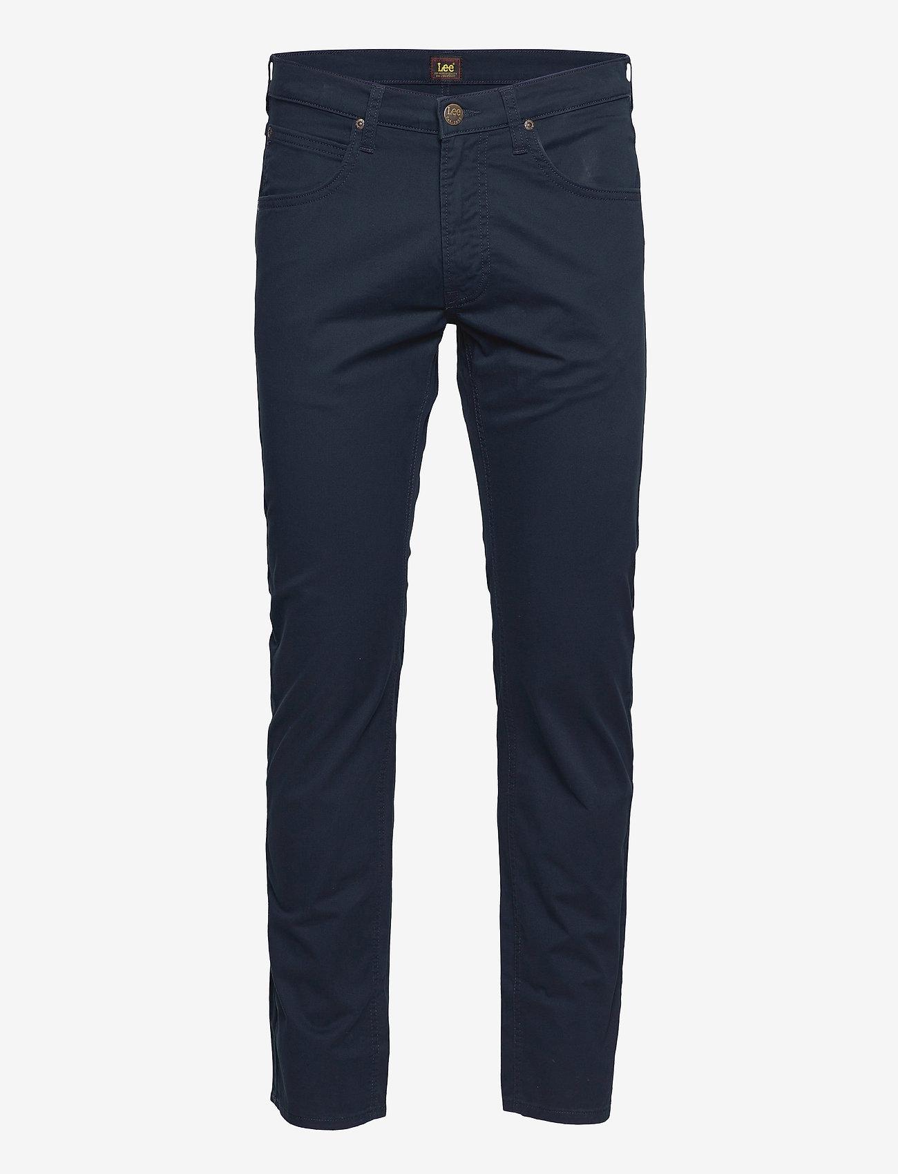 Lee Jeans - DAREN ZIP FLY - chinos - dark marine - 0