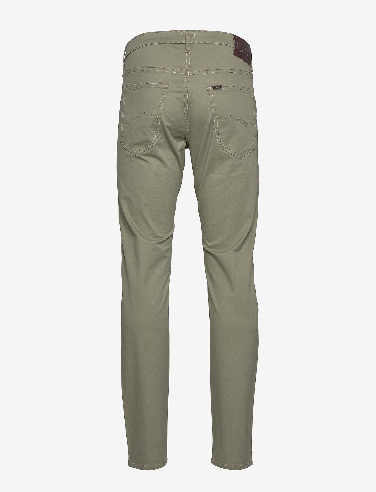 Lee Jeans - DAREN ZIP FLY - regular jeans - lichen green - 1