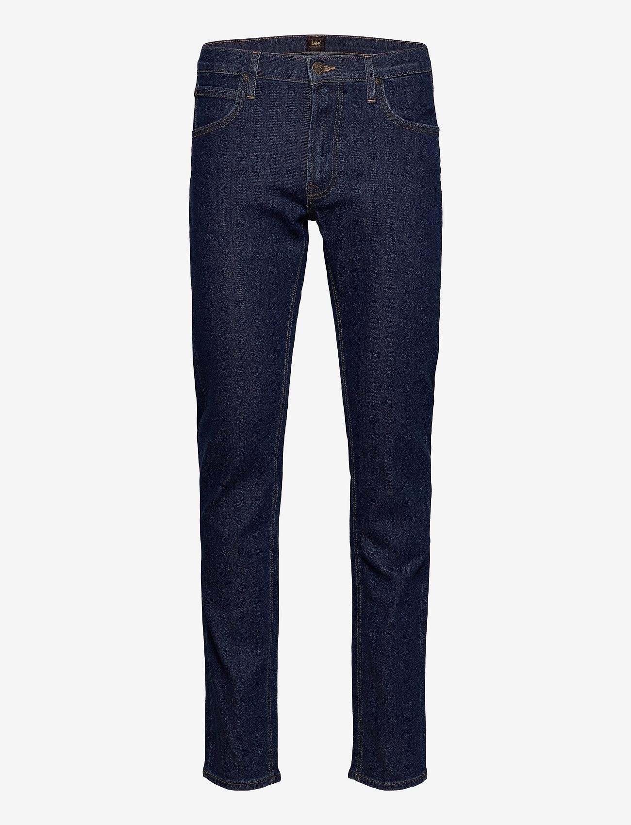 Lee Jeans - DAREN ZIP FLY - regular jeans - dark stonewash - 0
