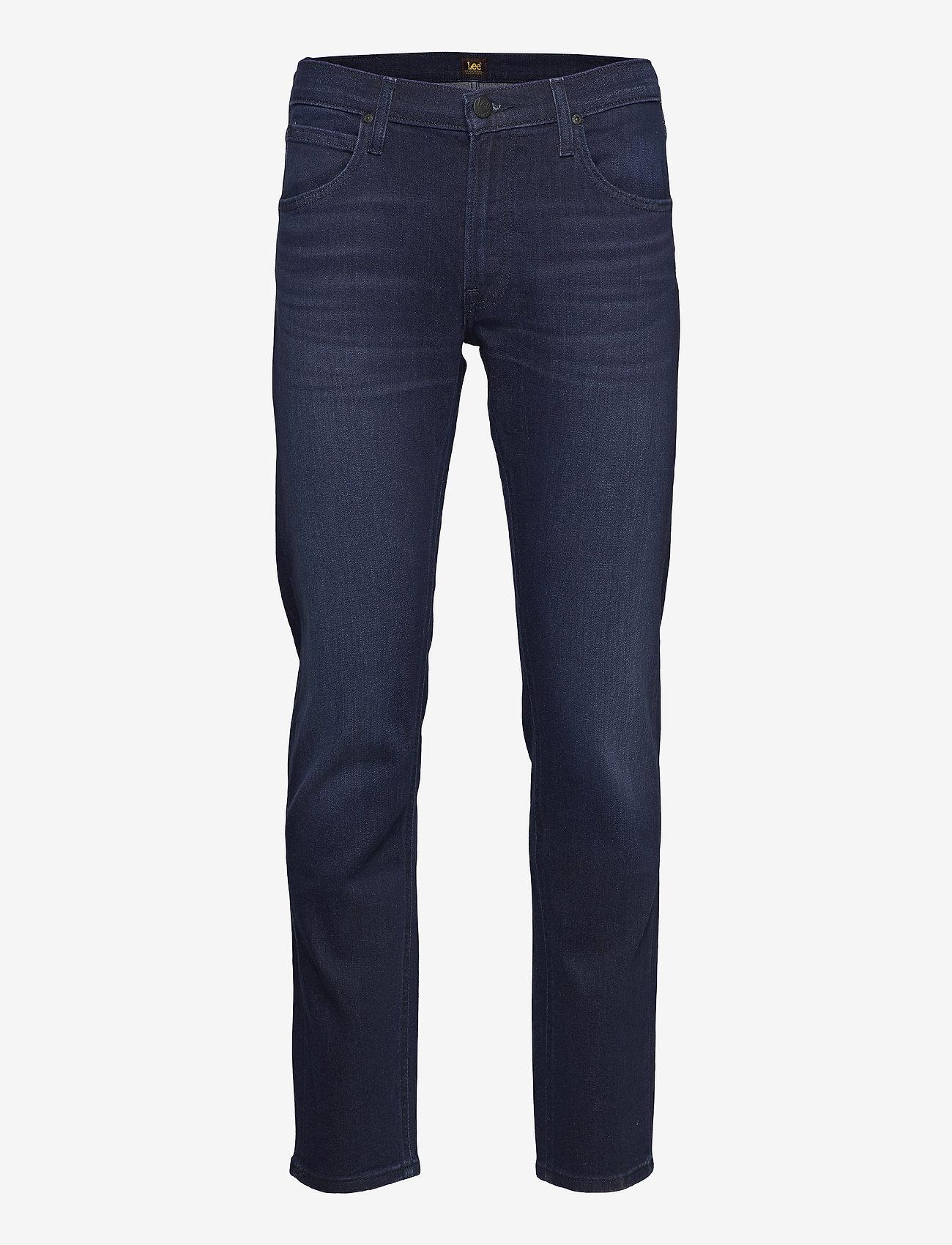 Lee Jeans - DAREN ZIP FLY - regular jeans - clean dk ray - 0