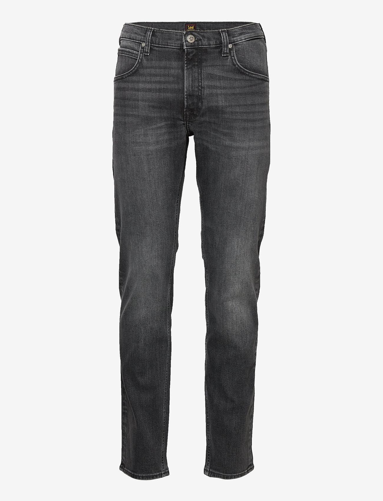 Lee Jeans - DAREN ZIP FLY - slim jeans - dk worn magnet - 0