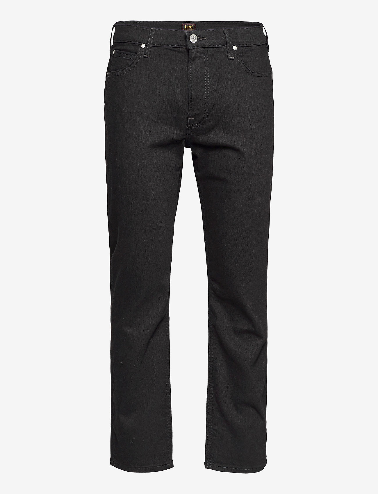 Lee Jeans - WEST - relaxed jeans - clean black - 0