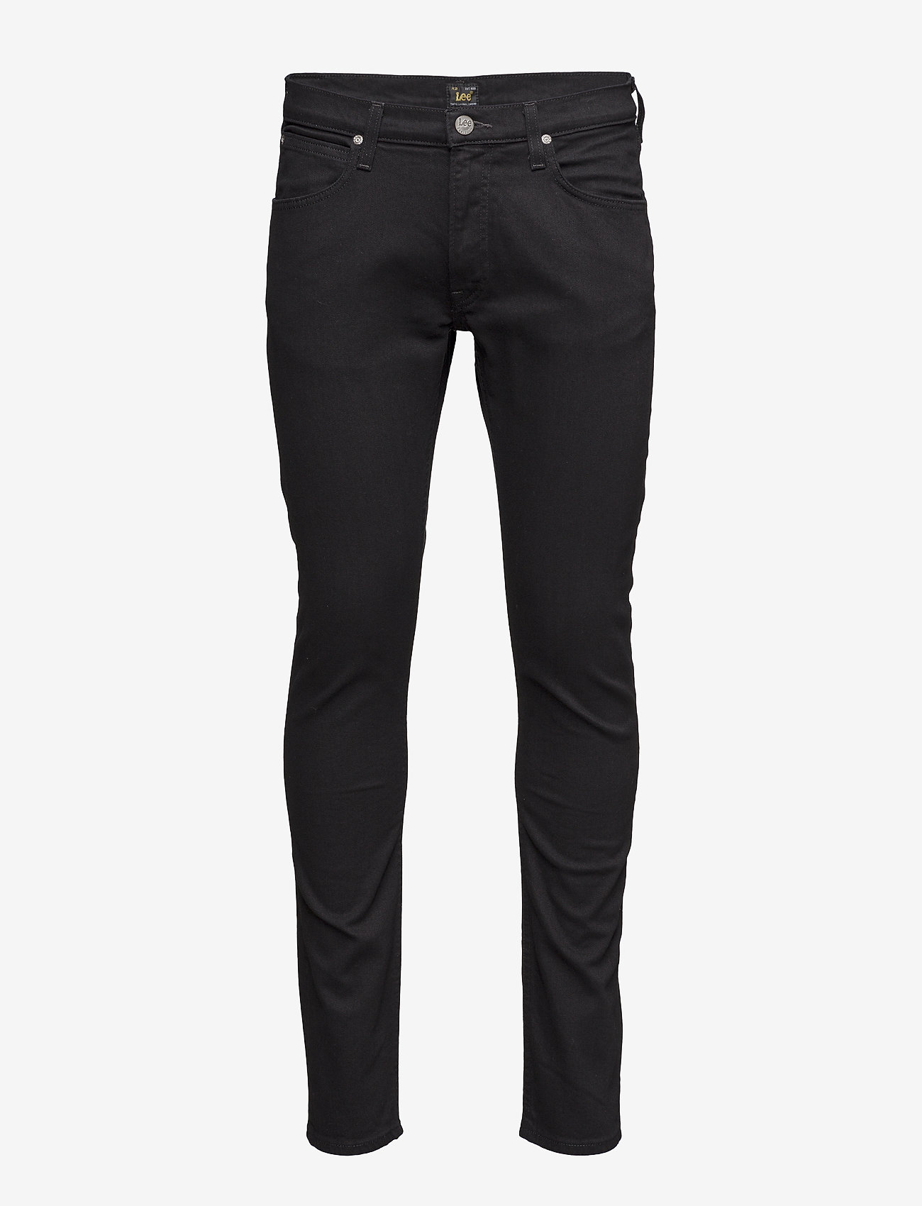Lee Jeans - LUKE - tapered jeans - clean black - 0