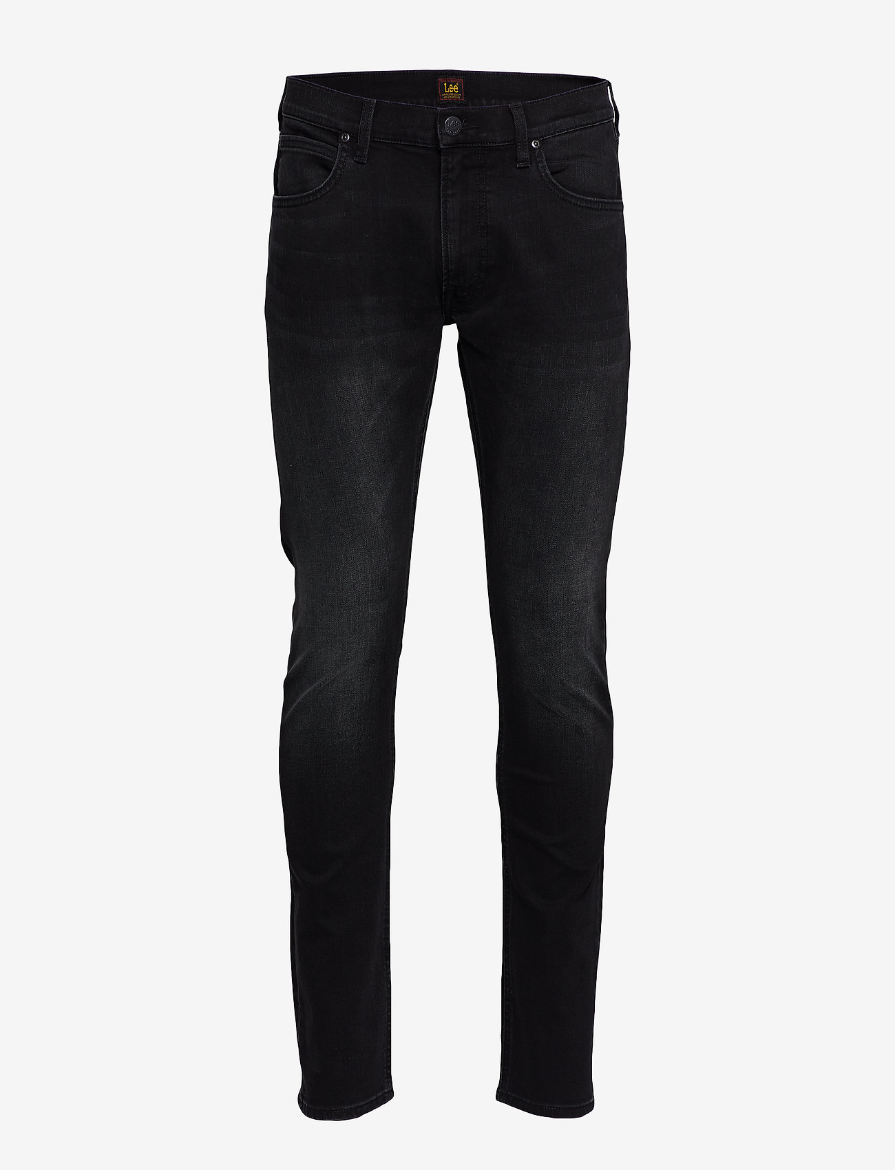 Lee Jeans - Luke - tapered jeans - moto black - 0