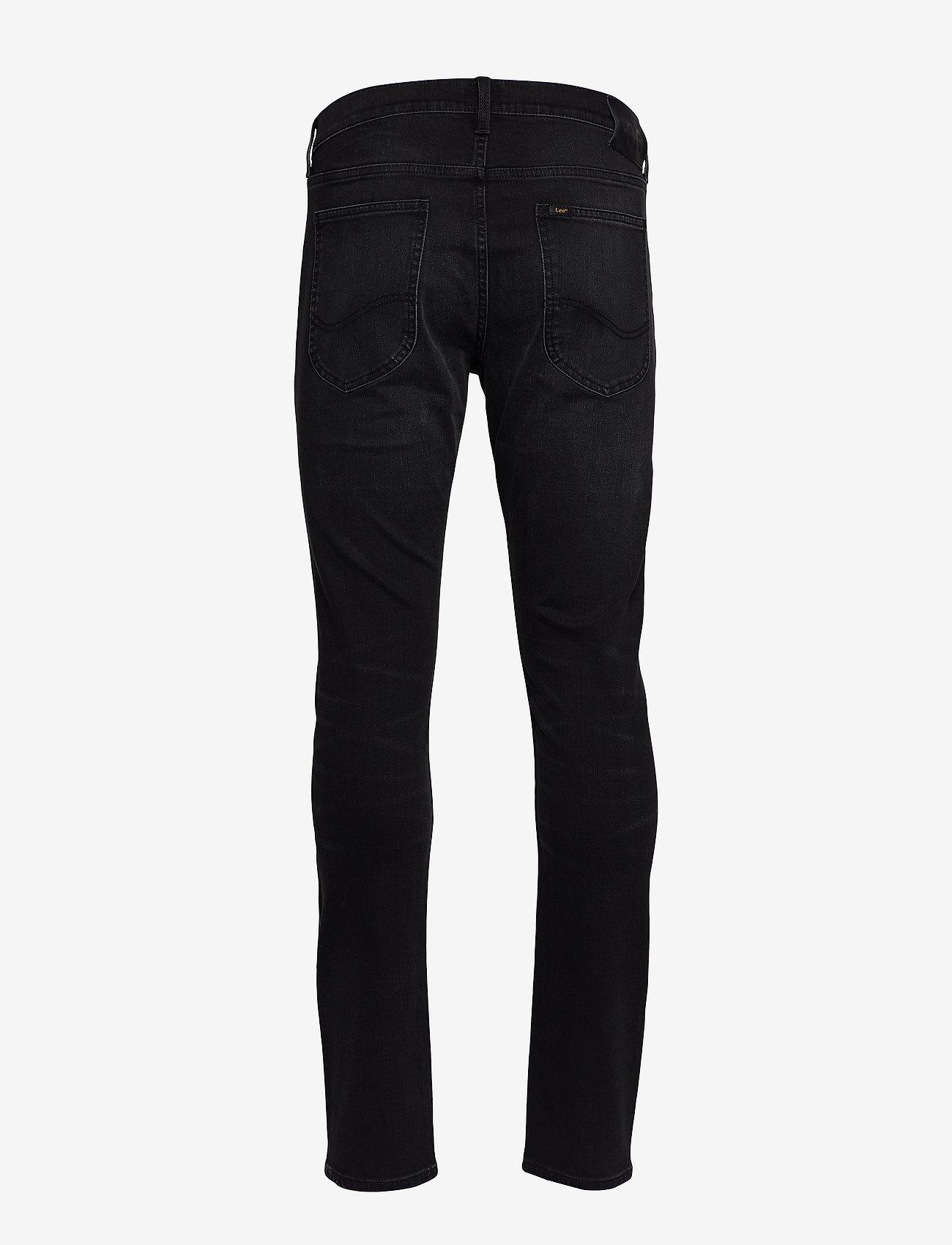 Lee Jeans - Luke - tapered jeans - moto black - 1