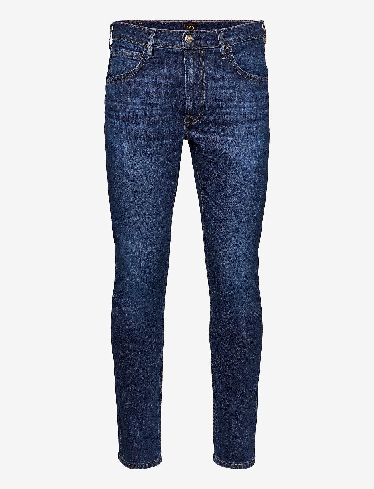 Lee Jeans - LUKE - slim jeans - dk worn kansas - 0