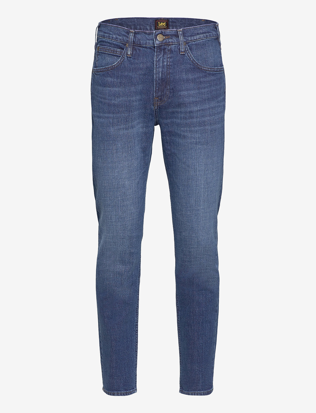 Lee Jeans - AUSTIN - tapered jeans - mid bluegrass - 0