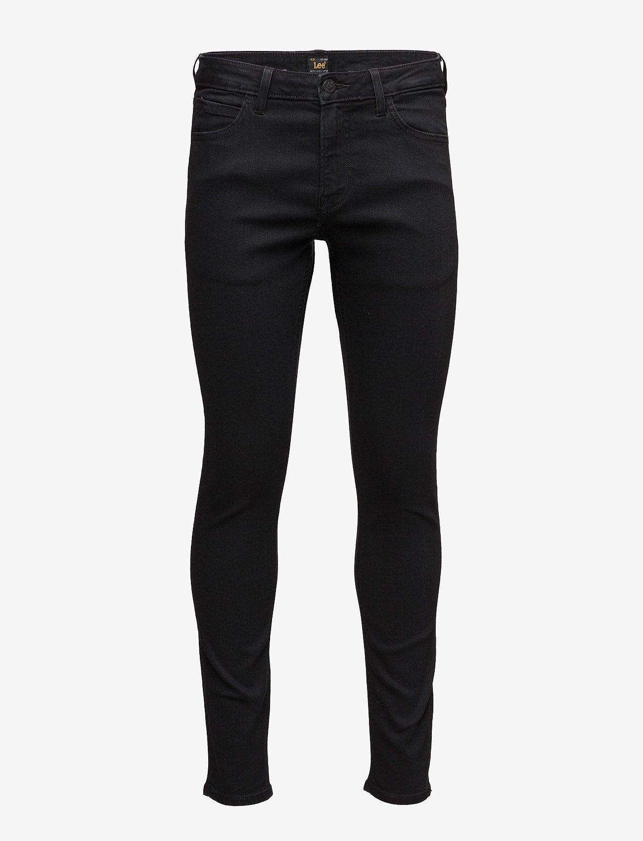 Lee Jeans - MALONE - skinny jeans - black rinse - 1