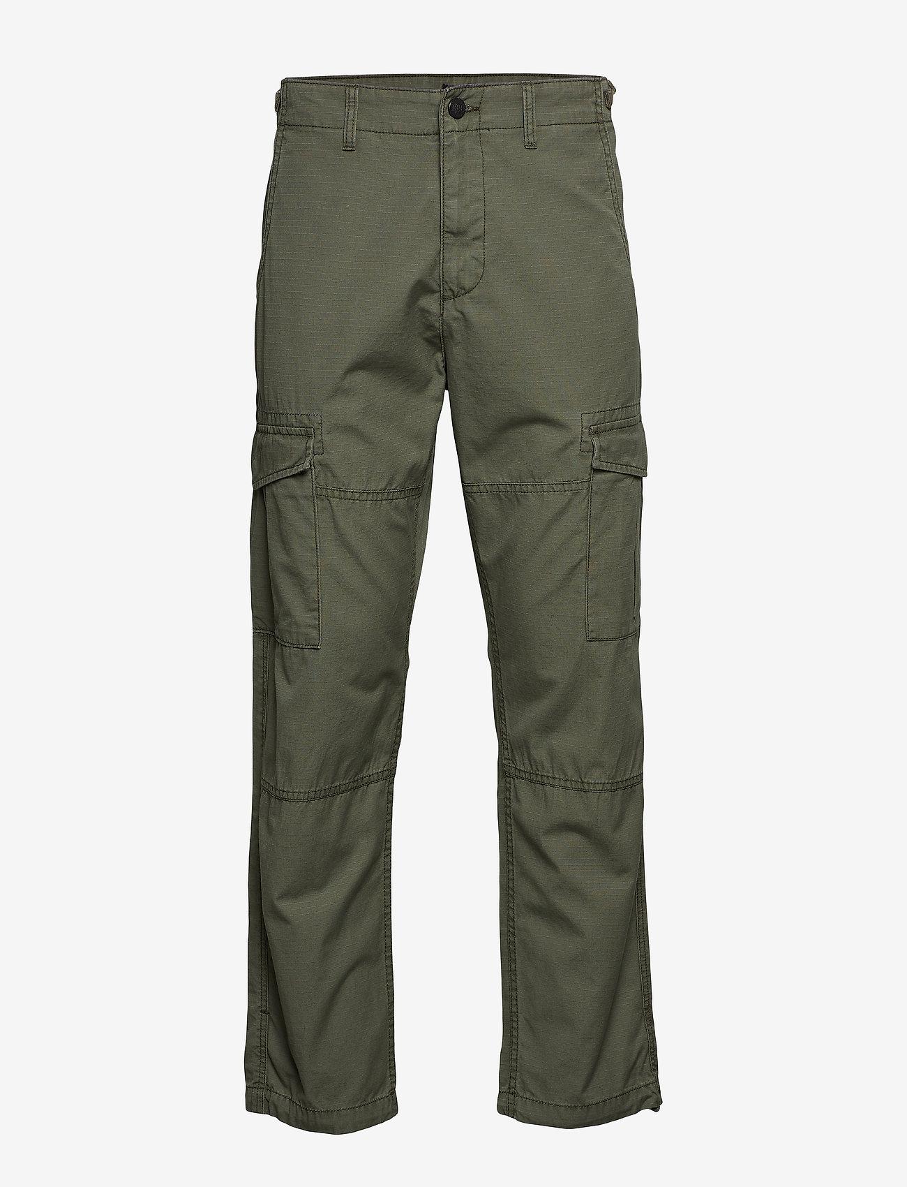 Lee Jeans - FATIGUE PANT - bojówki - khaki - 0