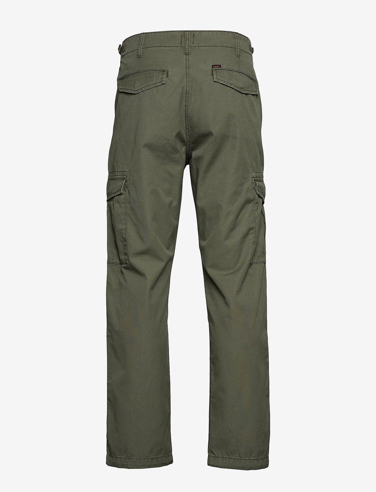 Lee Jeans - FATIGUE PANT - bojówki - khaki - 1