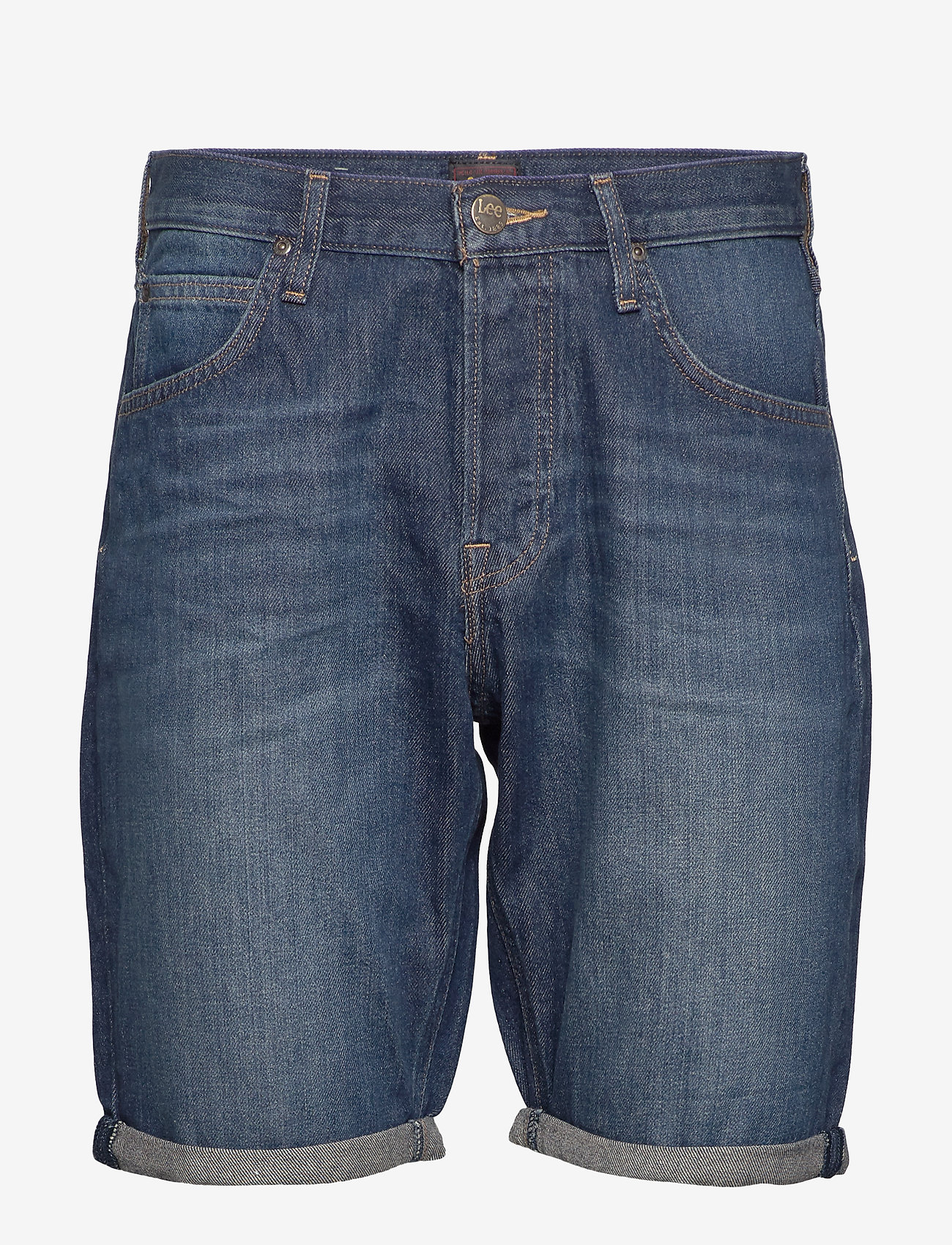 Lee Jeans - 5 POCKET SHORT - denim shorts - dk salvador - 0