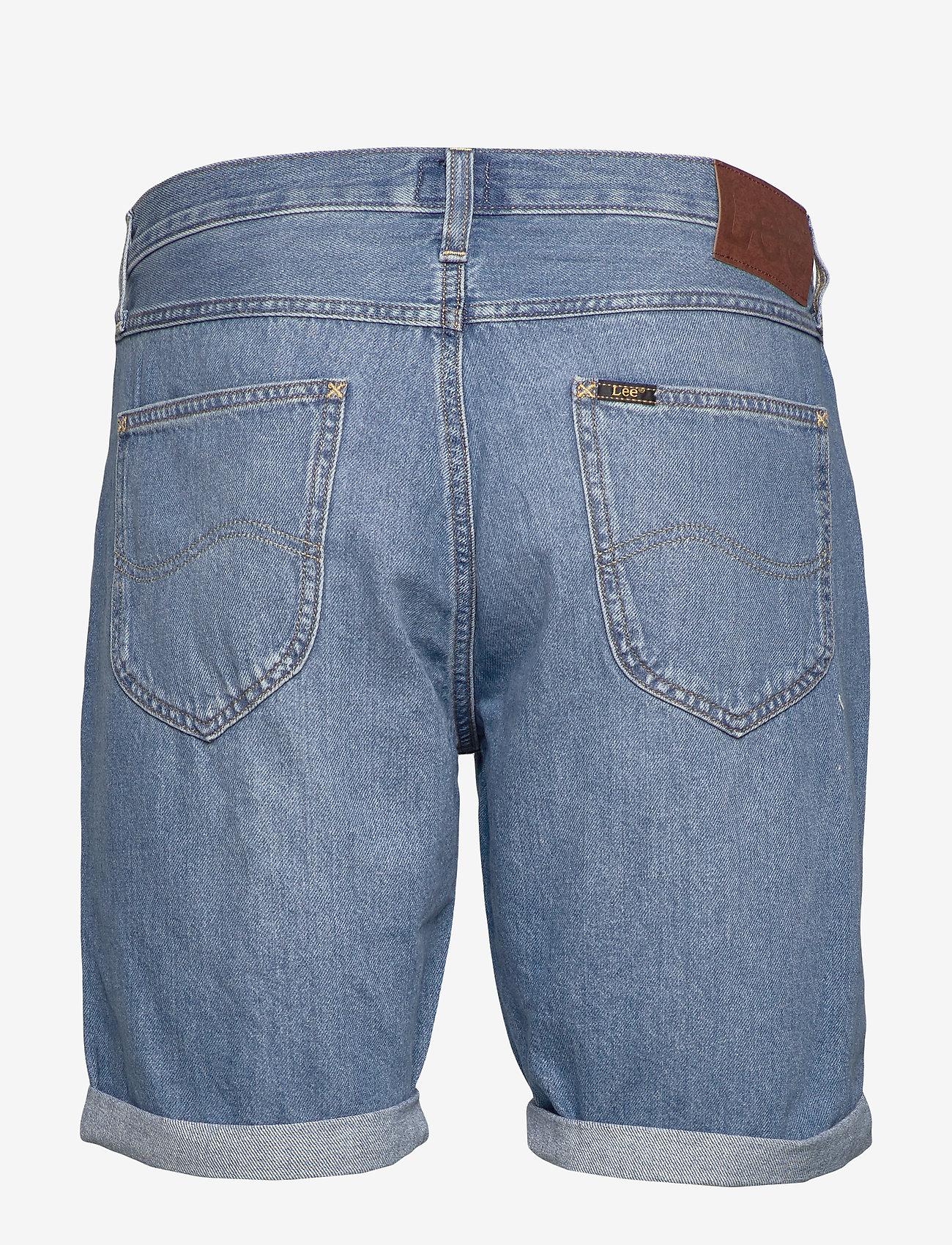 Lee Jeans - 5 POCKET SHORT - denim shorts - baybridge - 1