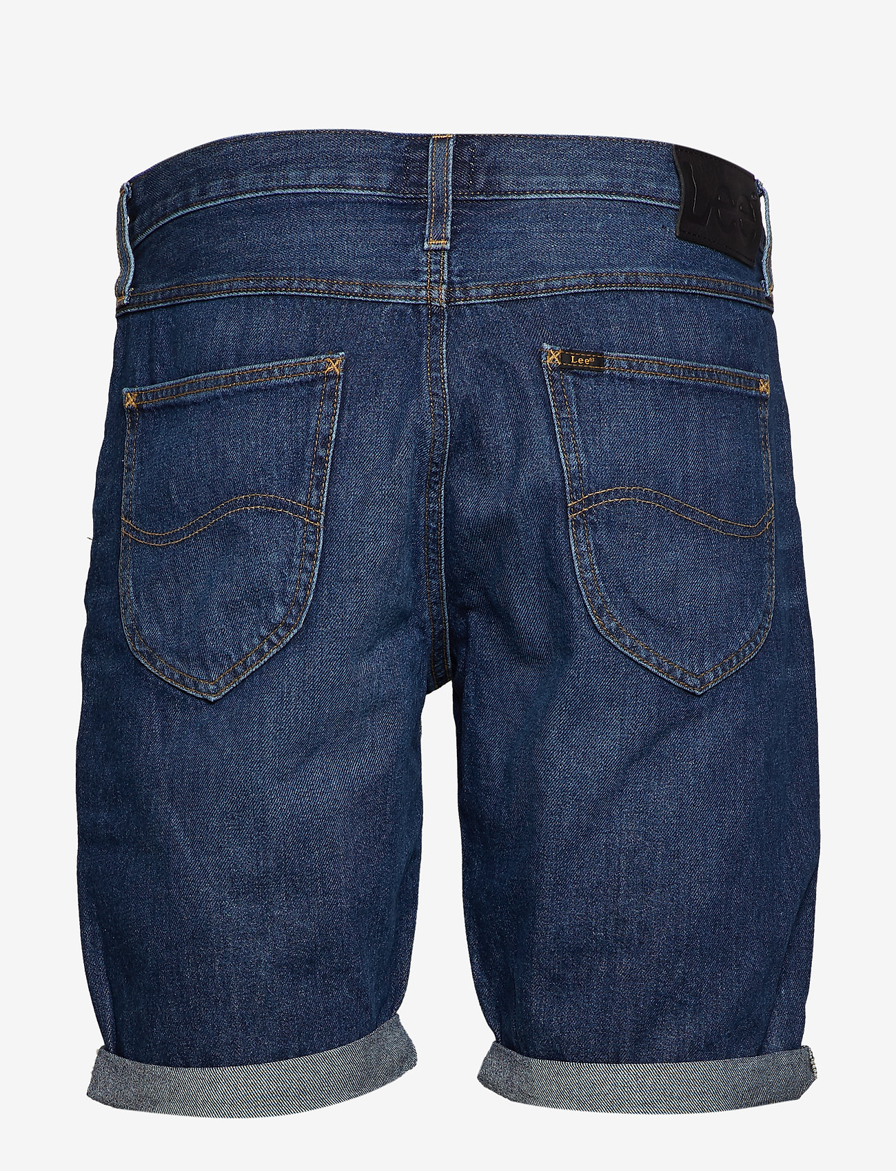 Lee Jeans - 5 POCKET SHORT - farkkushortsit - spritz - 1