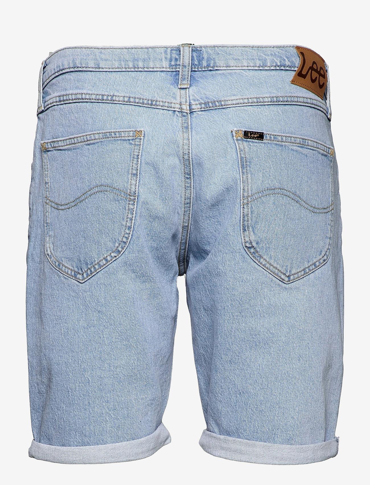 Lee Jeans - 5 POCKET SHORT - denim shorts - light alton - 1