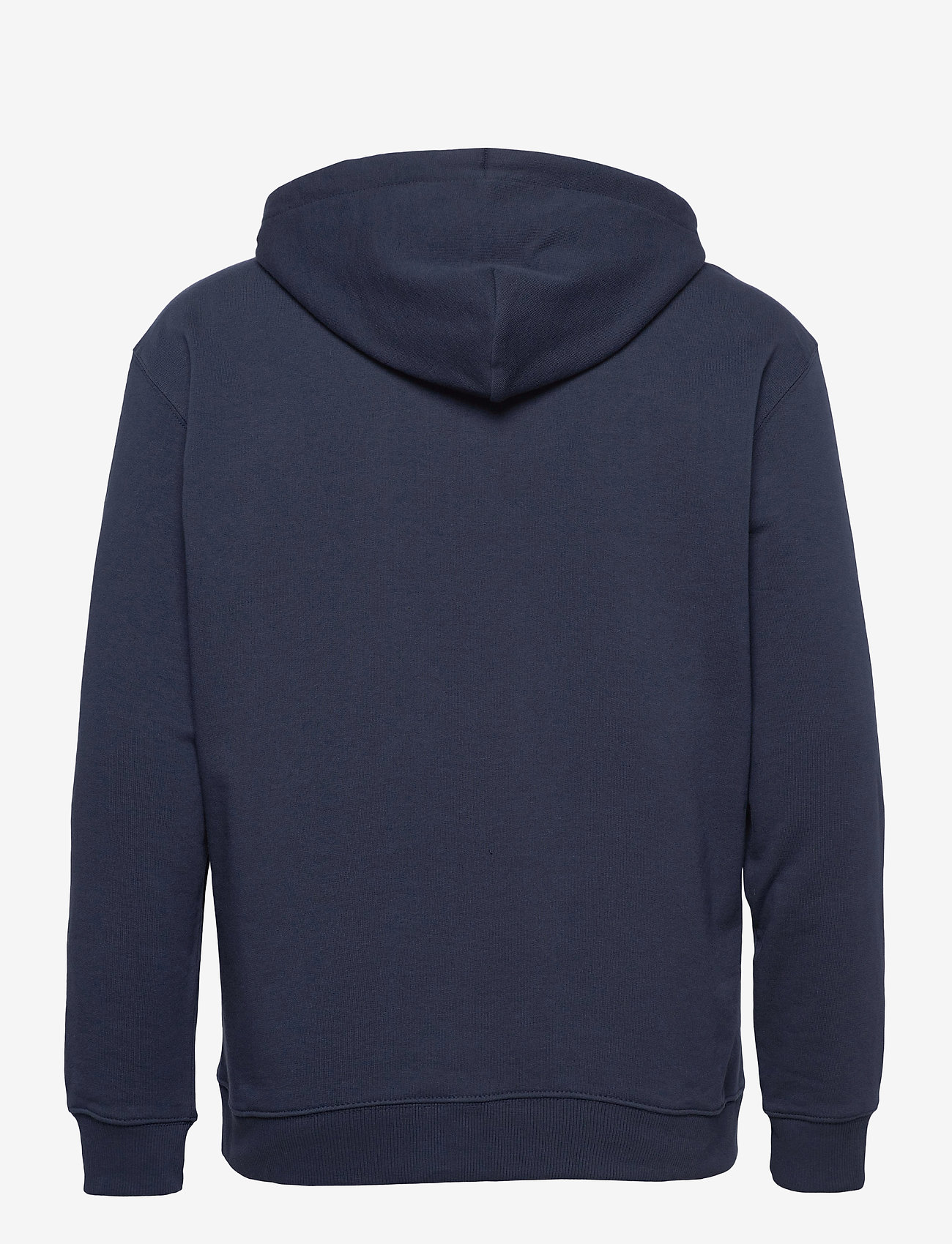 Lee Jeans - BASIC ZIP THROUGH HO - basic sweatshirts - navy - 1