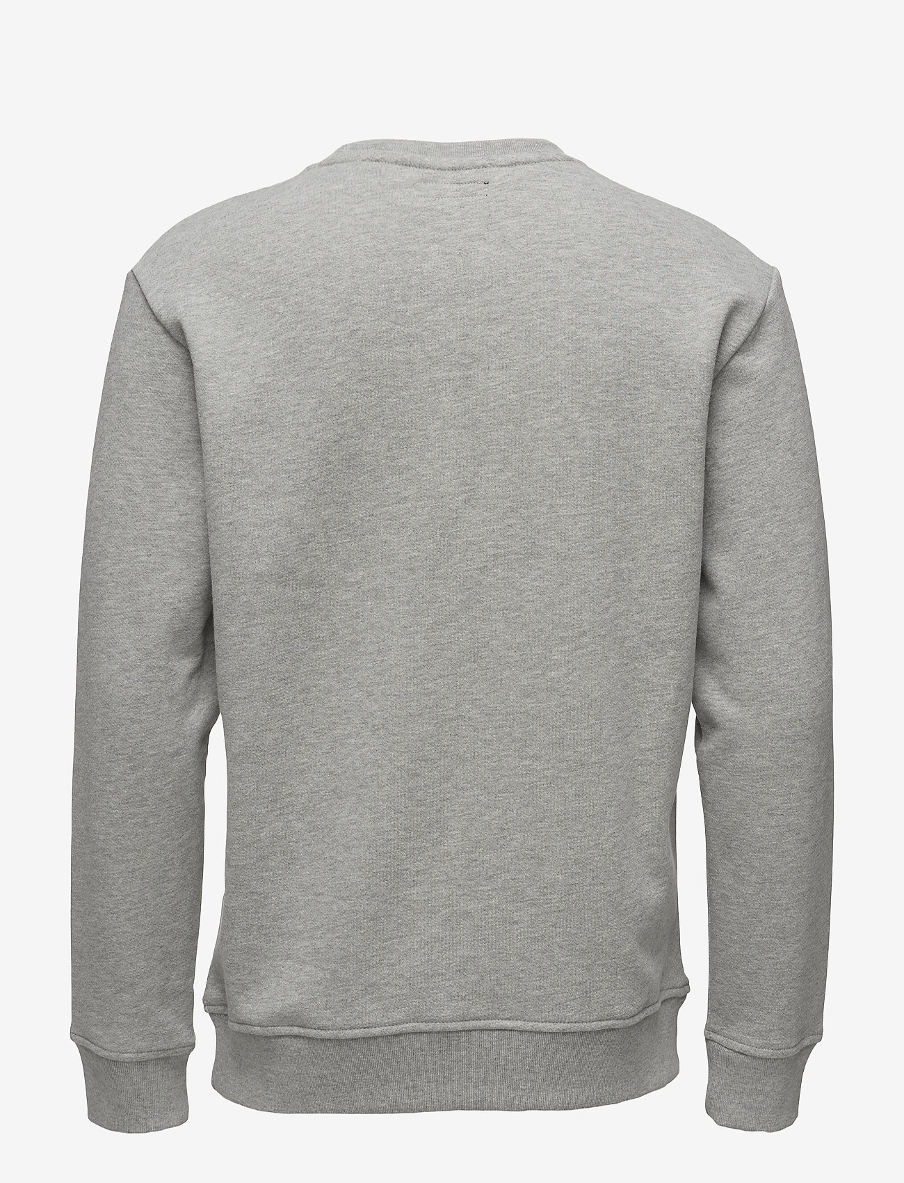 Lee Jeans Logo Sws - Sweatshirts Grey Mele