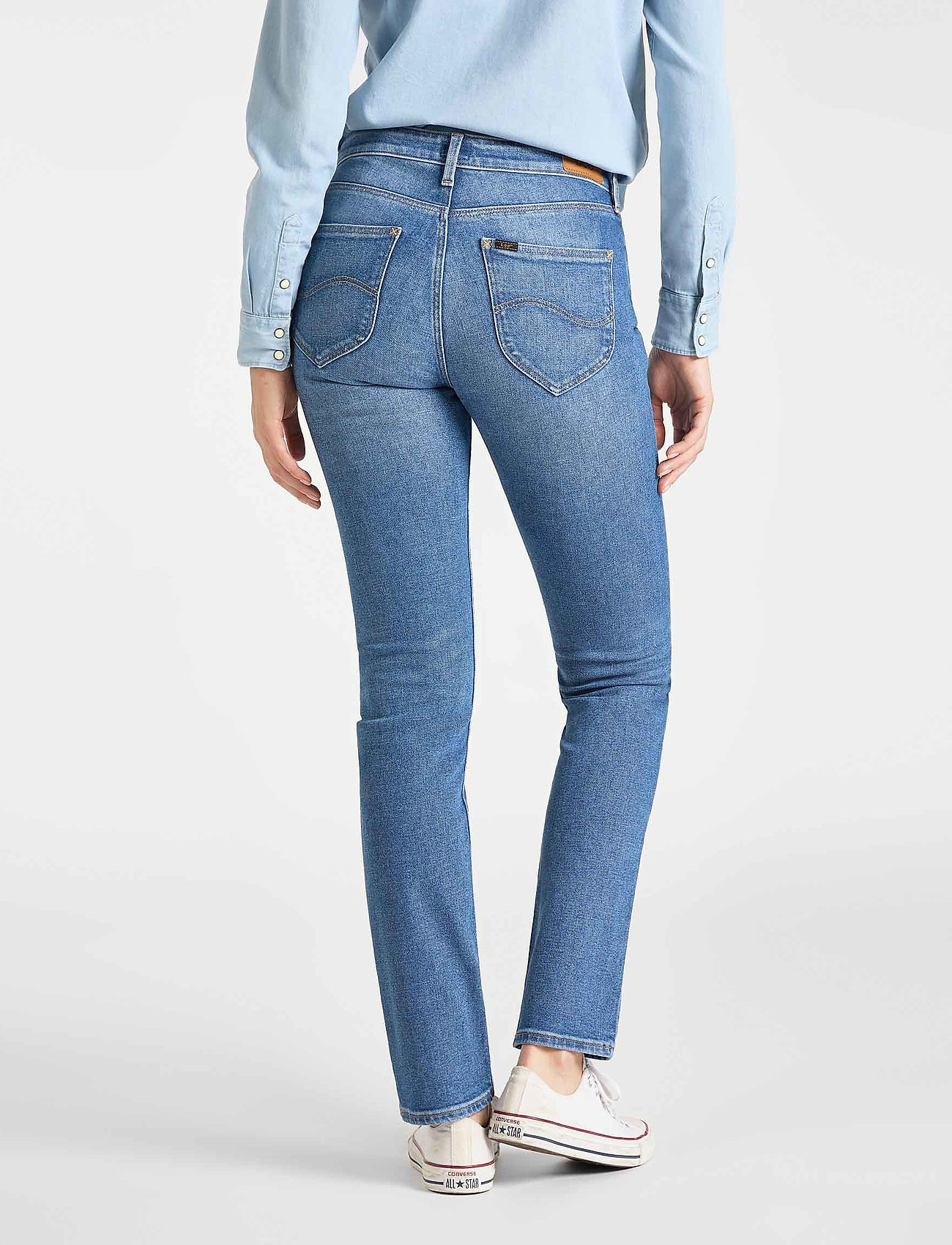 Marion Straight (Mid Hackett) (999 kr) - Lee Jeans