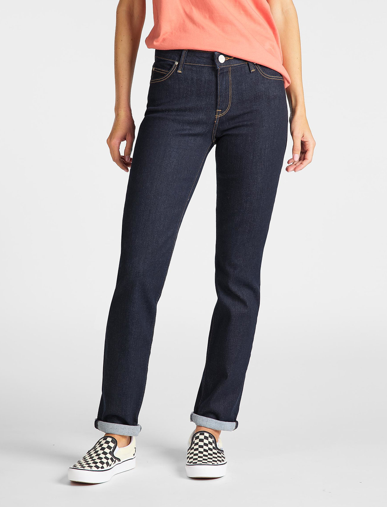 Lee Jeans - Marion Straight - straight jeans - rinse - 0