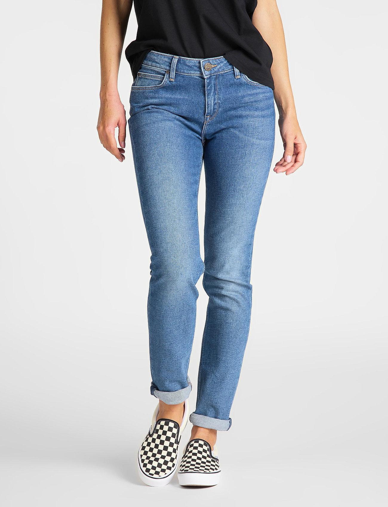 Lee Jeans - ELLY - slim jeans - mid hackett - 0