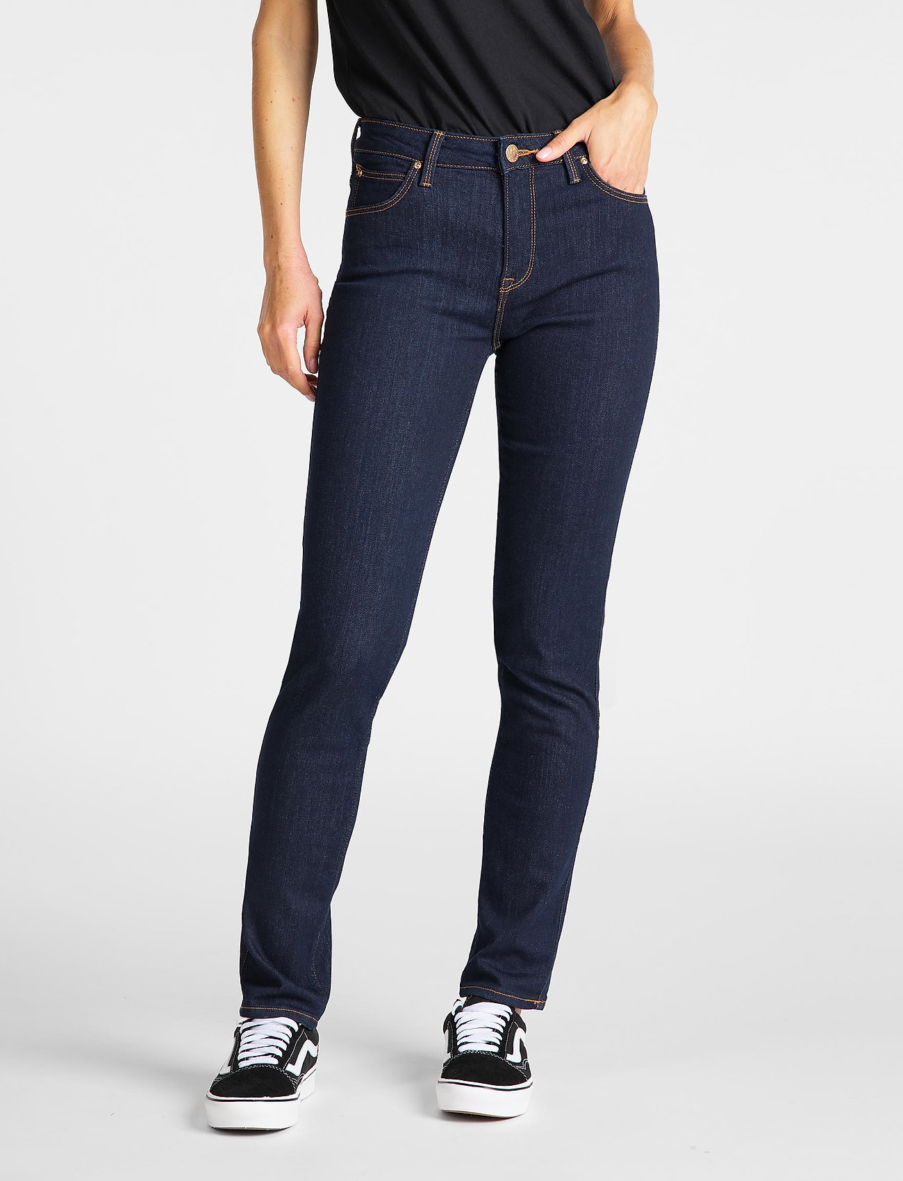 Lee Jeans - ELLY - slim jeans - one wash - 0