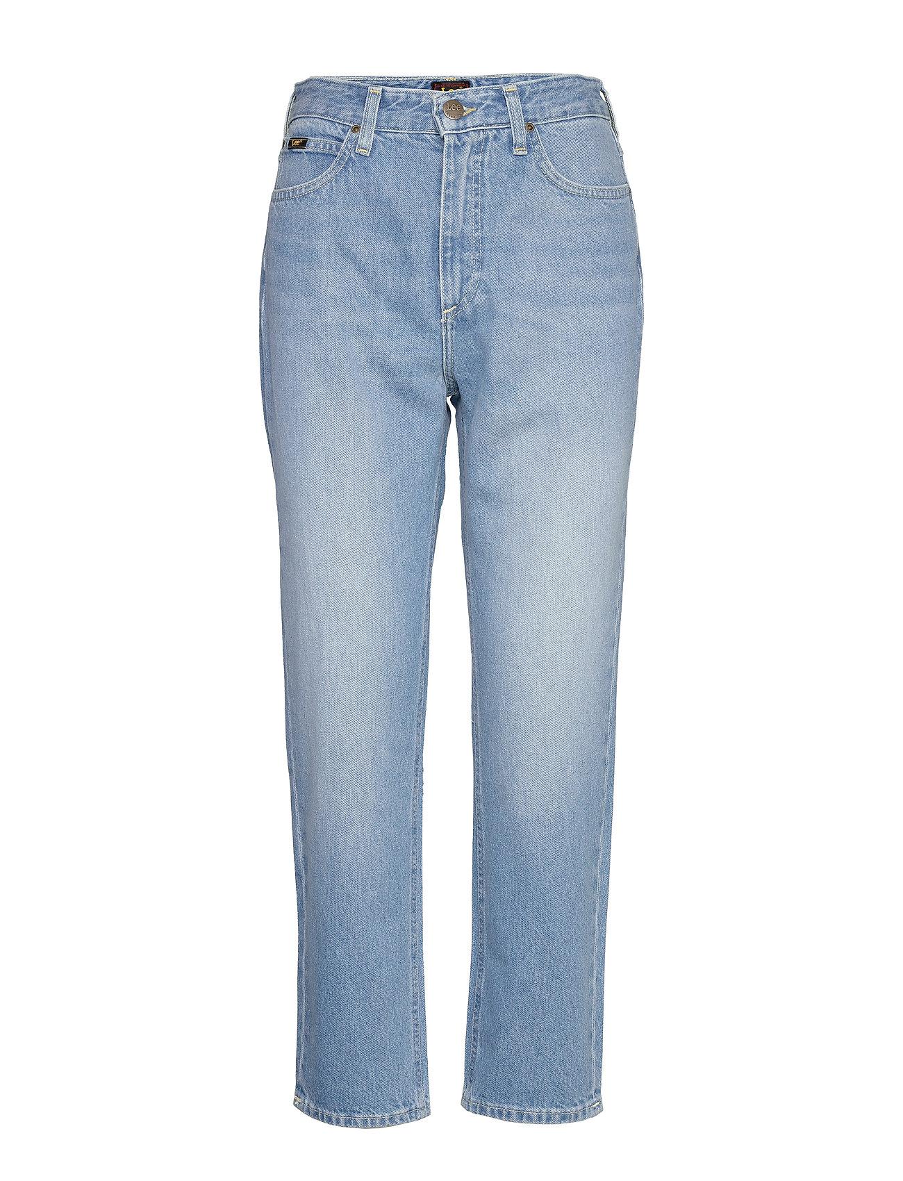 Image of 90´S Carol Lige Jeans Blå Lee Jeans (3421728757)