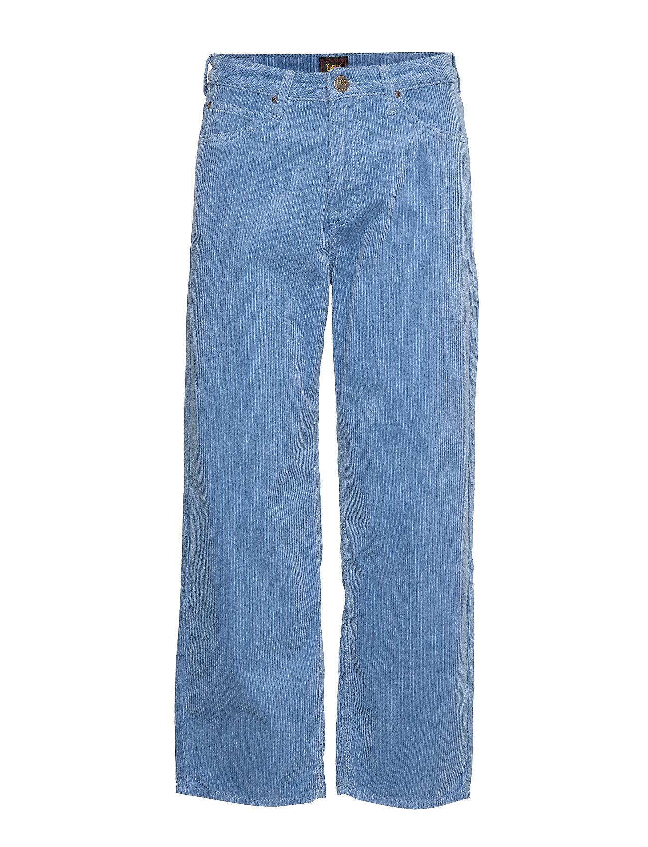 LEE 5 Pocket Wide Leg Hosen Mit Weitem Bein Blau LEE JEANS
