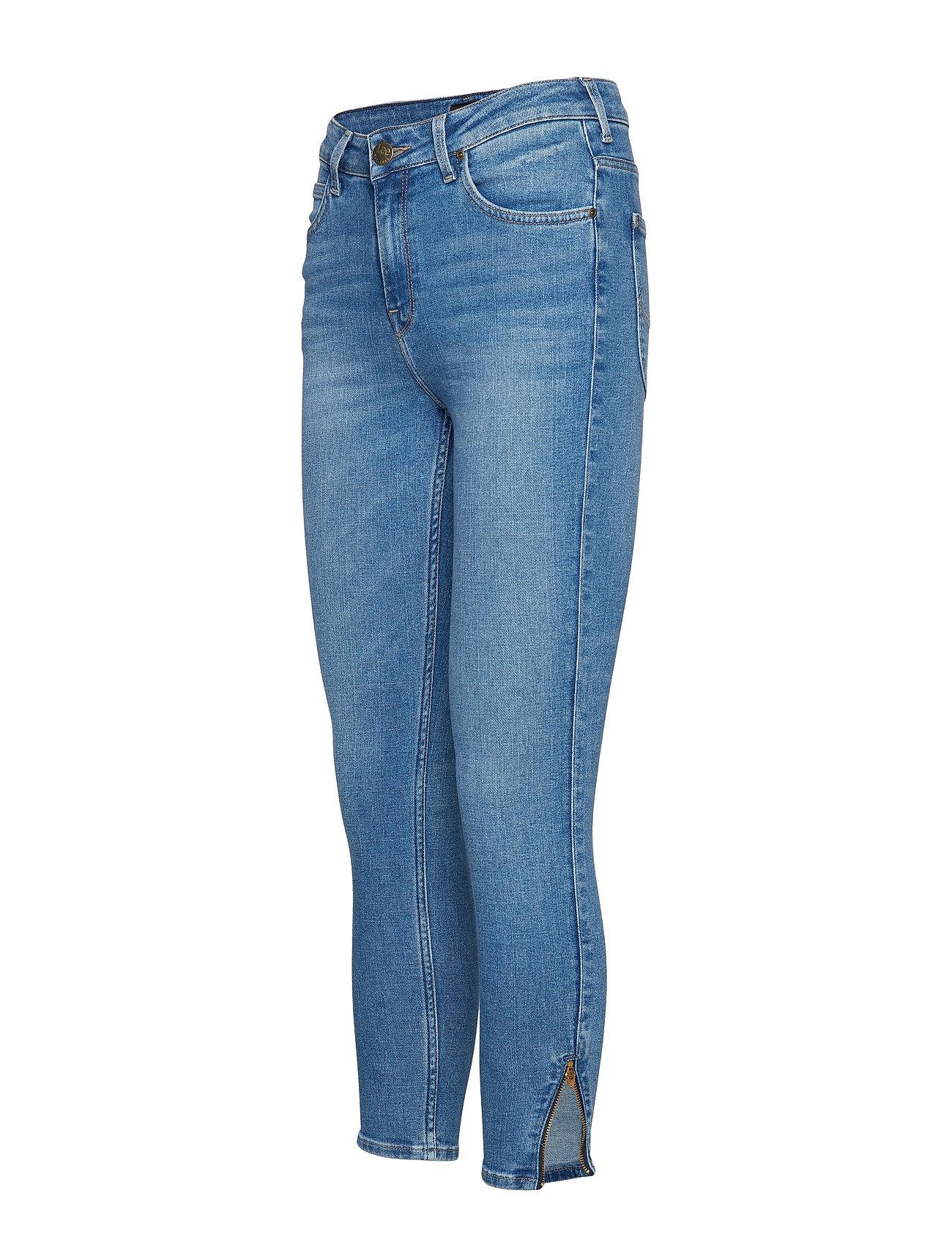 High Jeans Scarlett High ZipjadedLee ZipjadedLee Scarlett rxWdEoBQCe